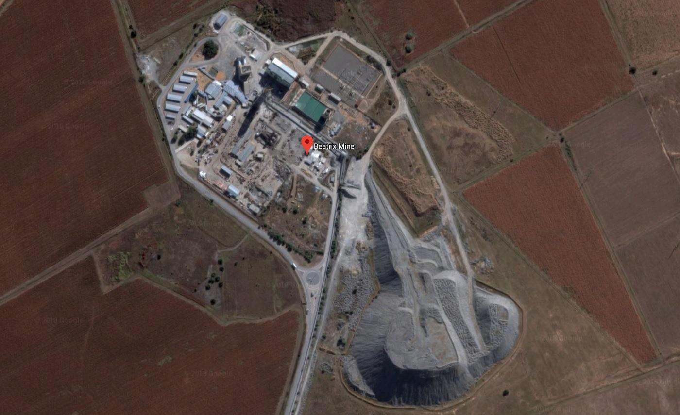 Több mint 1000 bányász rekedt egy dél-afrikai aranybányában