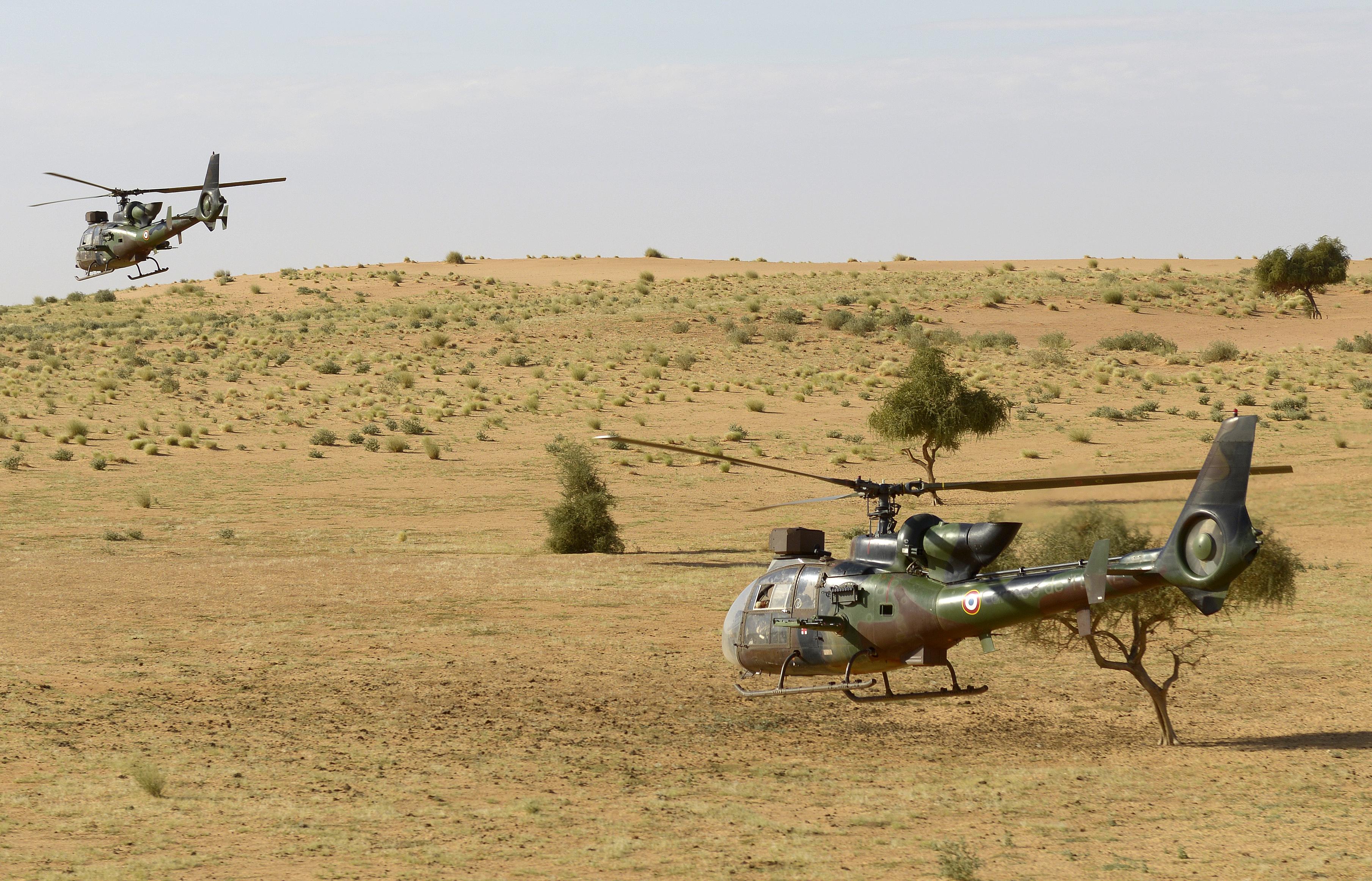 Összeütközött két katonai helikopter Franciaországban
