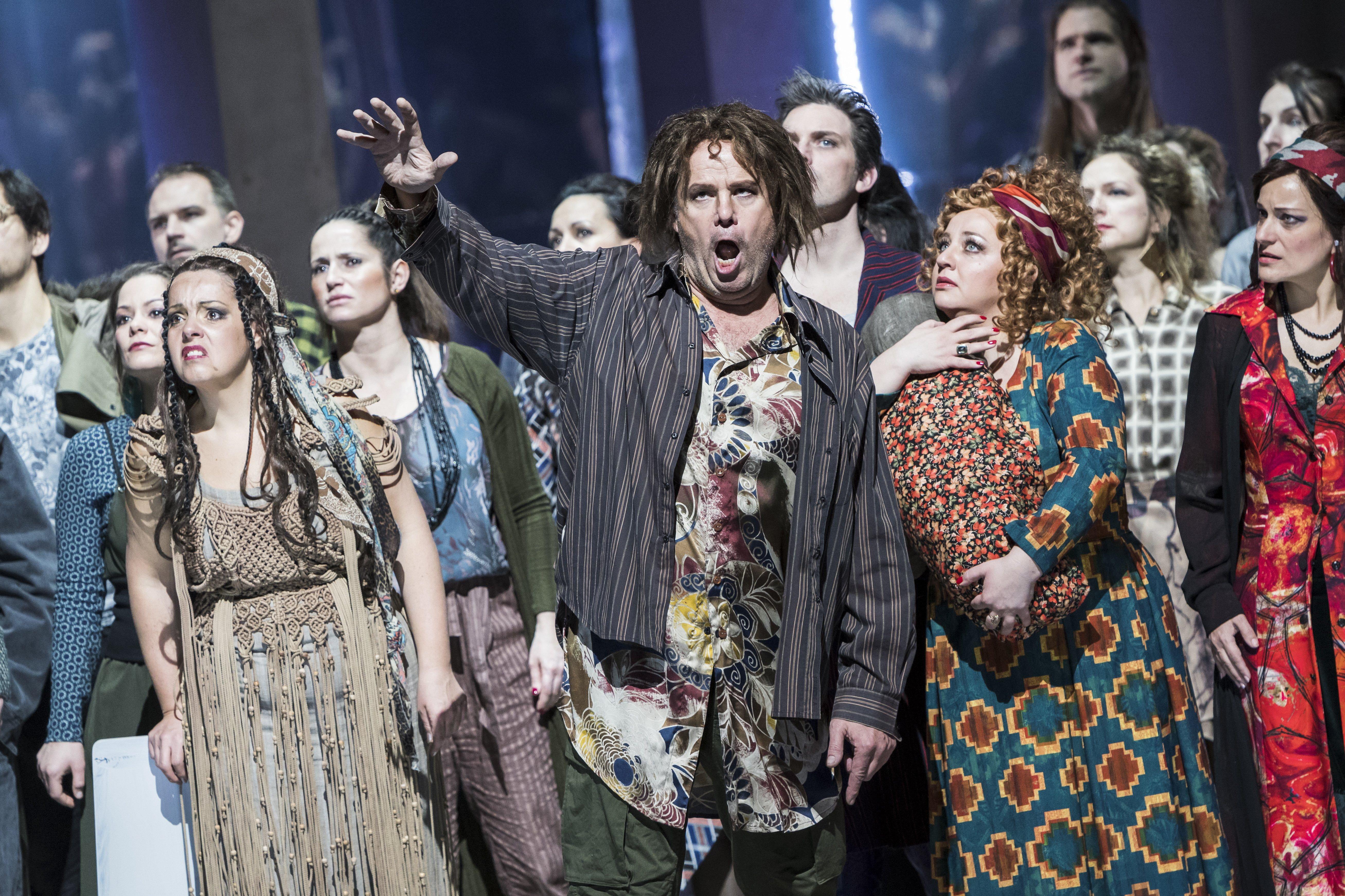 Nem érzik hazugságnak az Operaház énekesei, hogy afroamerikainak vallották magukat