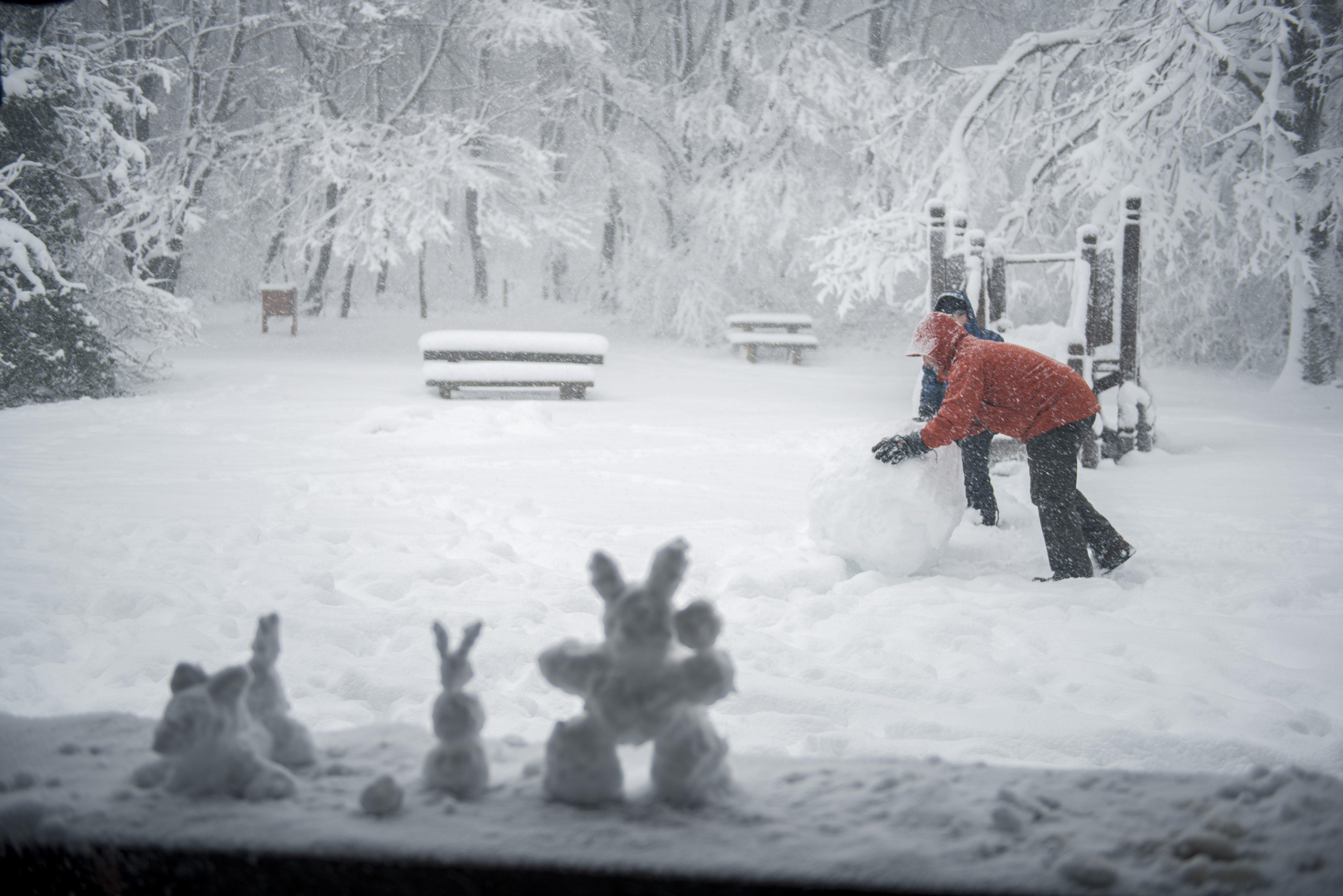 Önnél esik vagy havazik? A Mecsekben havazik