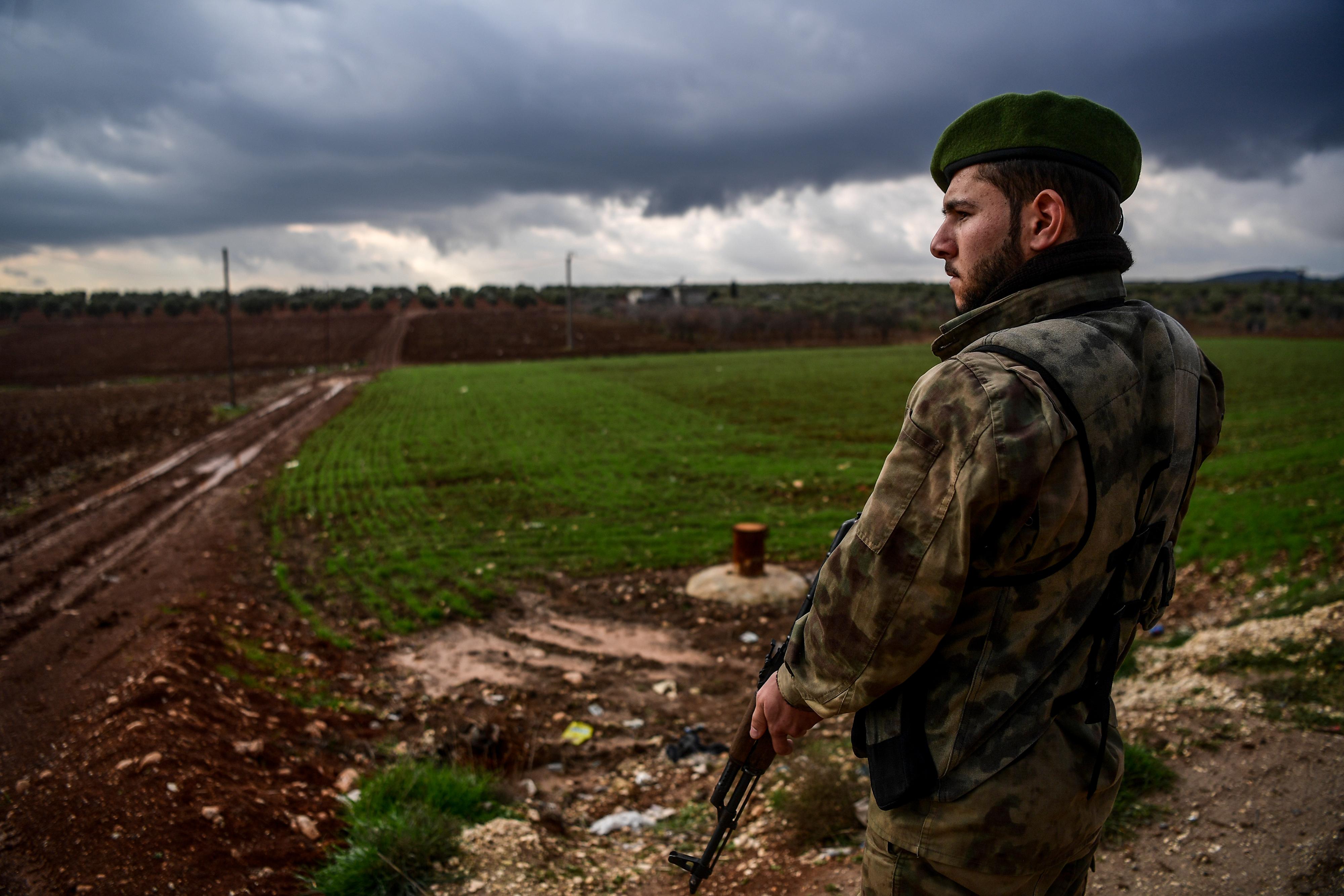 30 napos tűzszünetet követel Szíriában az ENSZ Biztonsági Tanácsa