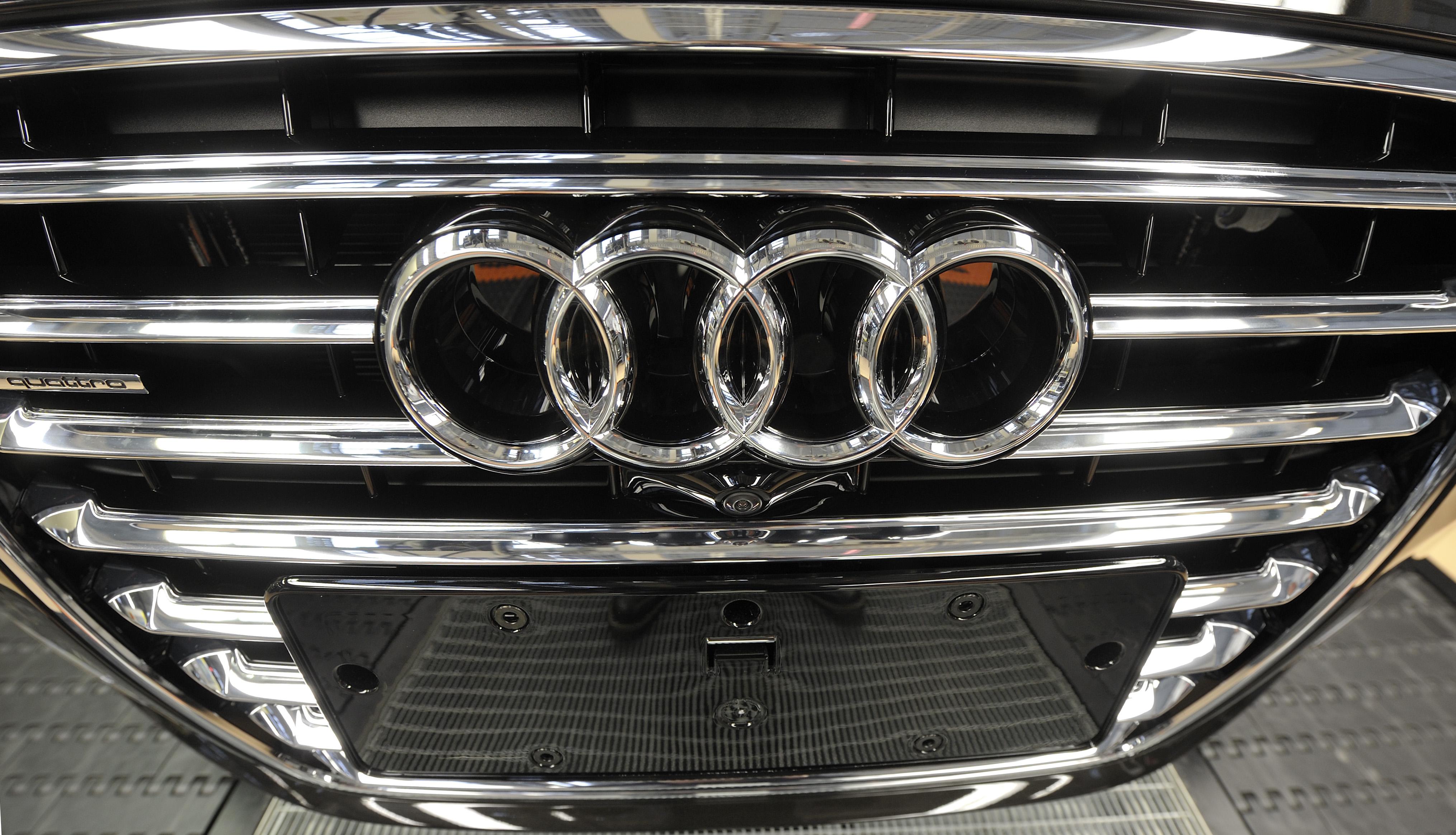 Az Audi egyik központjában razziázott a német ügyészség