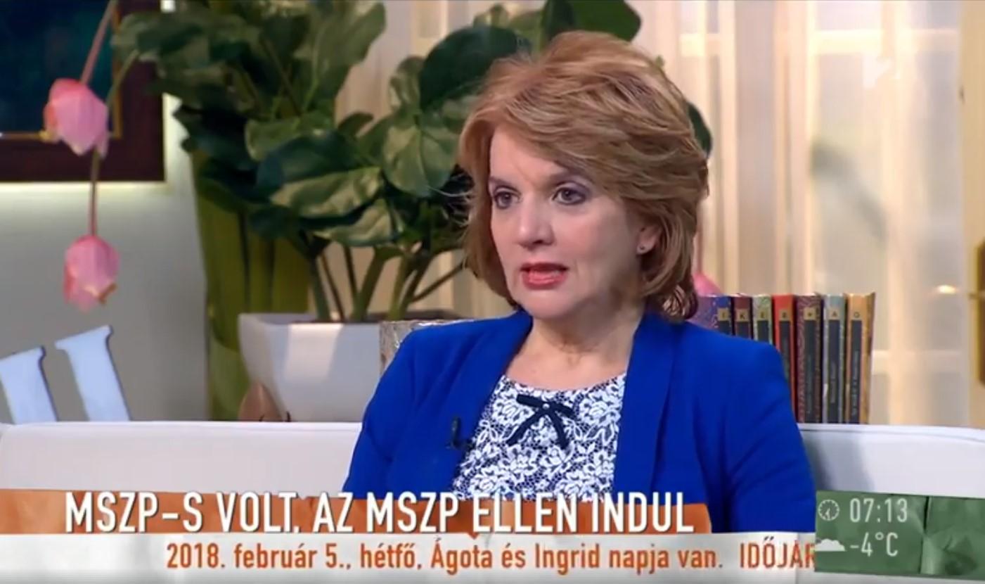 Nem indulhat Lévai Katalin Zuglóban, mert kiszúrták, hogy megegyeznek az aláírásai a fideszes jelölt aláírásaival