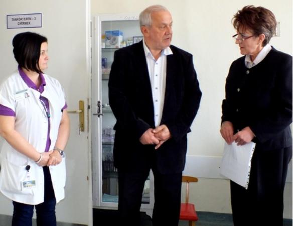 Jelzálogot raktak a miskolci kórház sugárterápiás gépeire