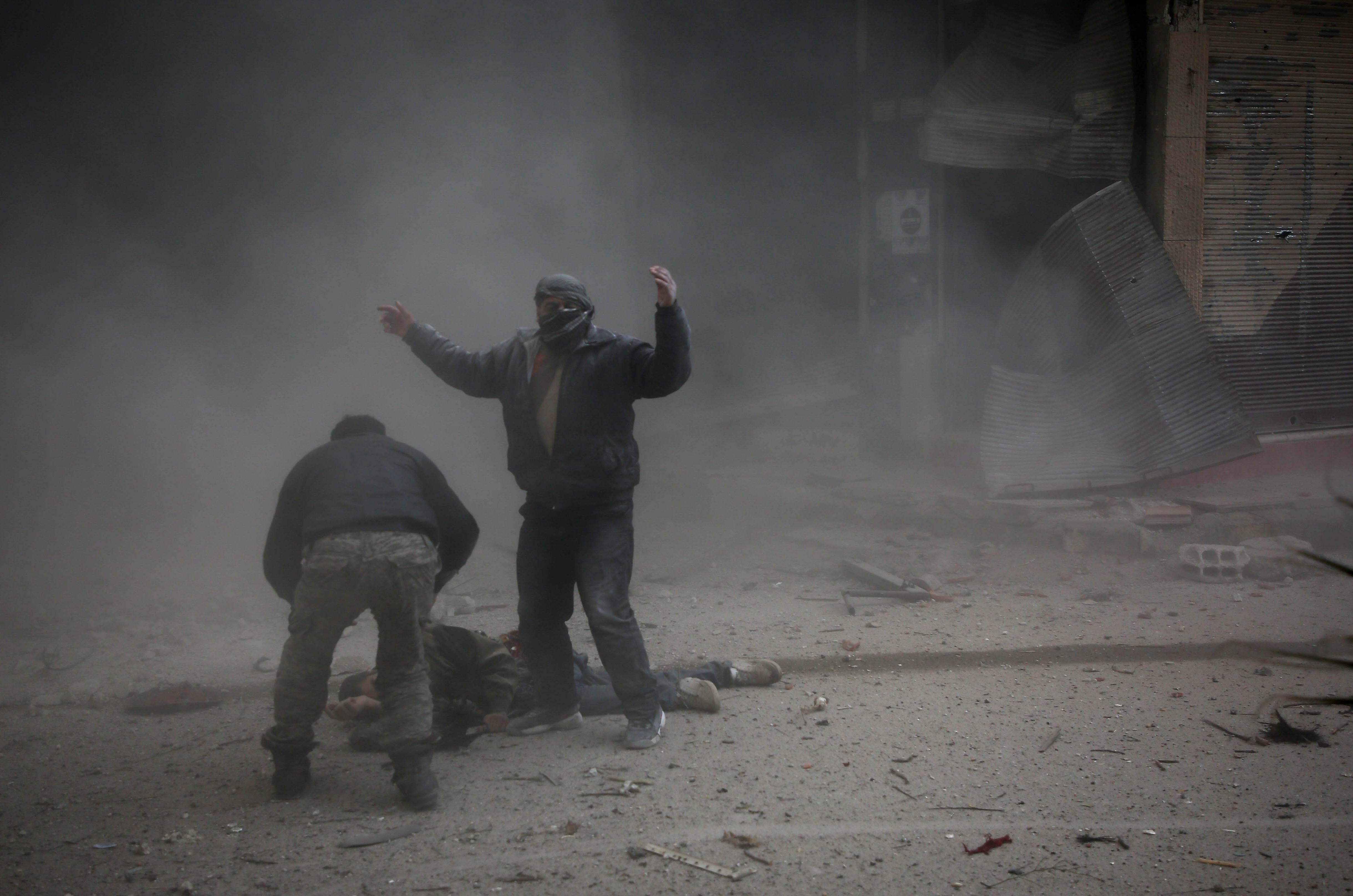 Berlinben őrizetbe vettek egy háborús bűncselekményekkel vádolt szíriai férfit