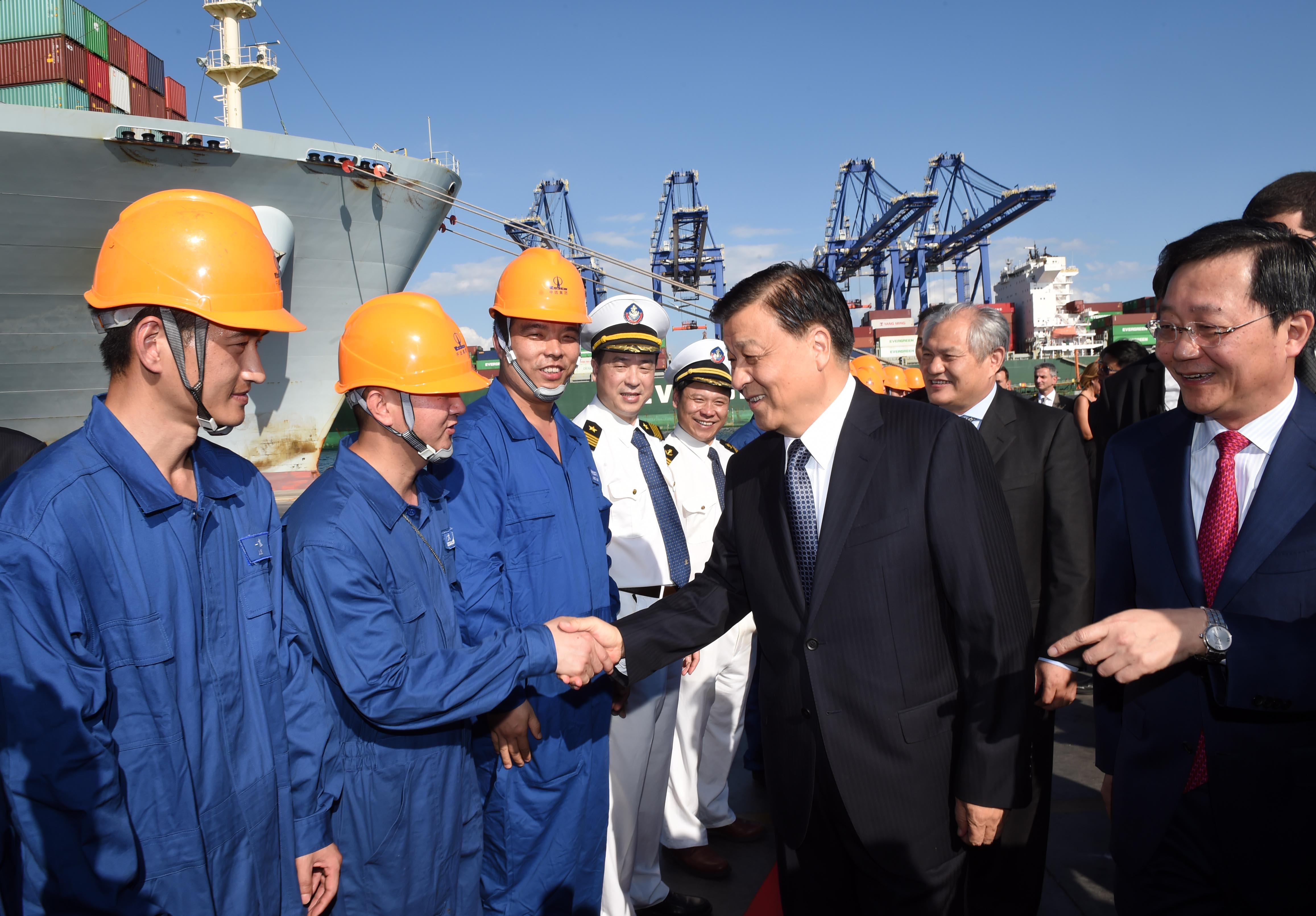 Kínai cég vett részesedést a Rail Cargo Terminal-BILK Zrt.-ben
