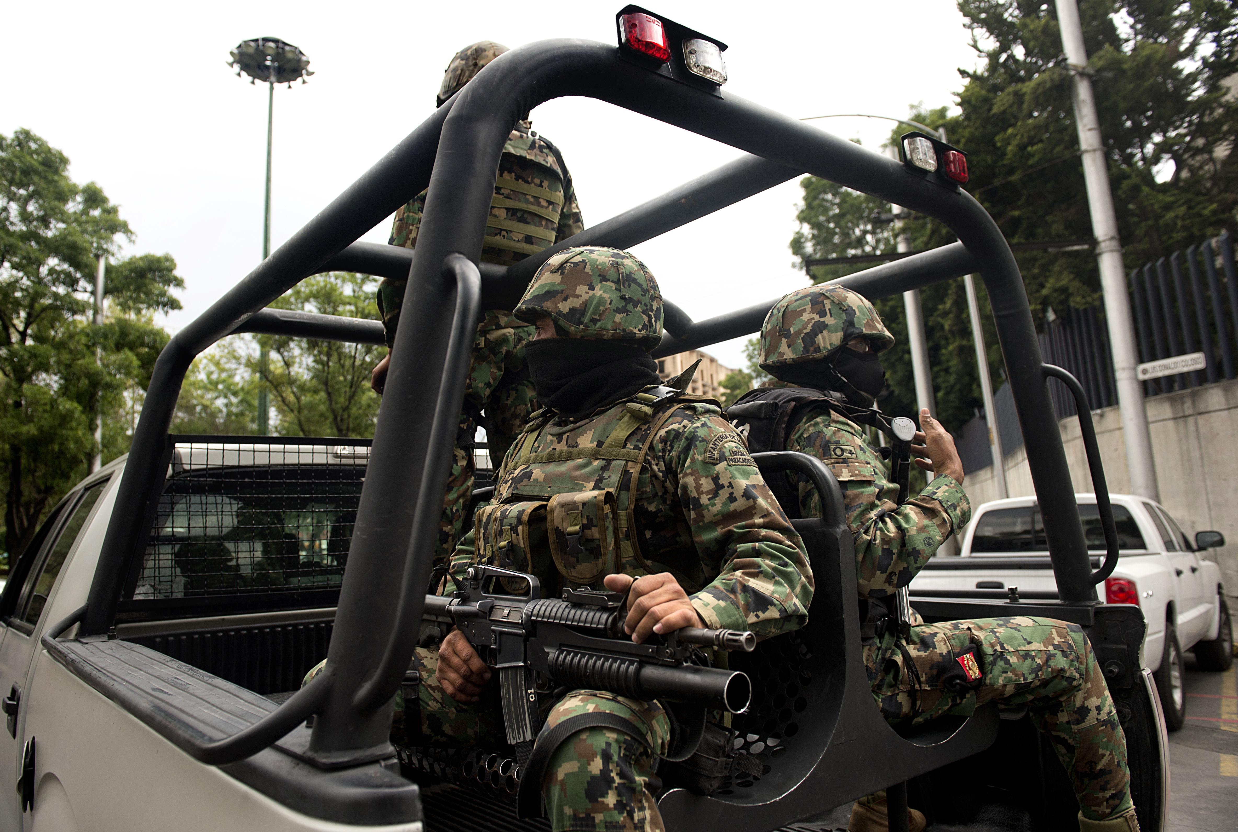 Elfogták a legkeresettebb mexikói bünőzőt, a Los Zetas drogkartell egyik fejét