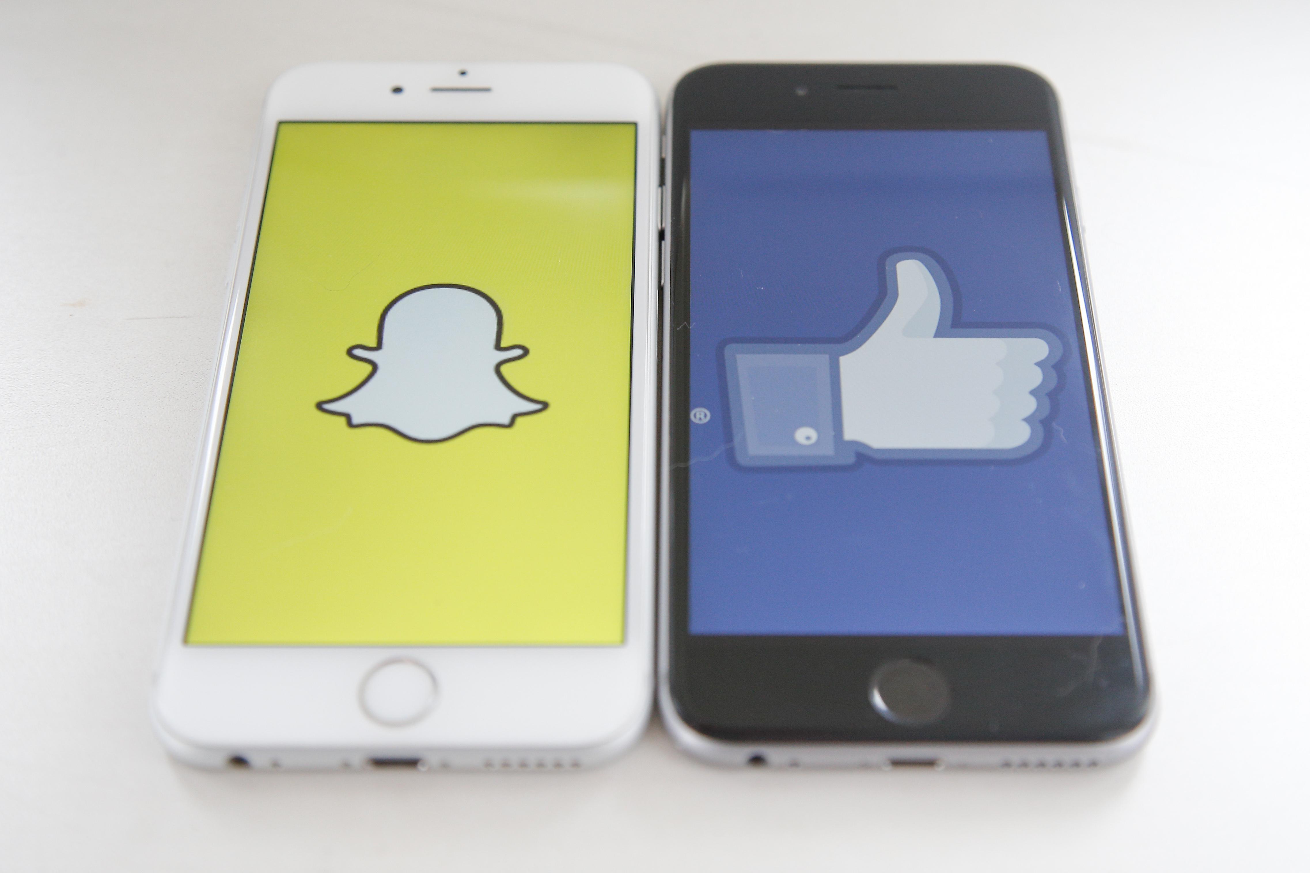 A Snapchat meglépte, amit a Facebook is tervez, és már százezrek tiltakoznak ellene