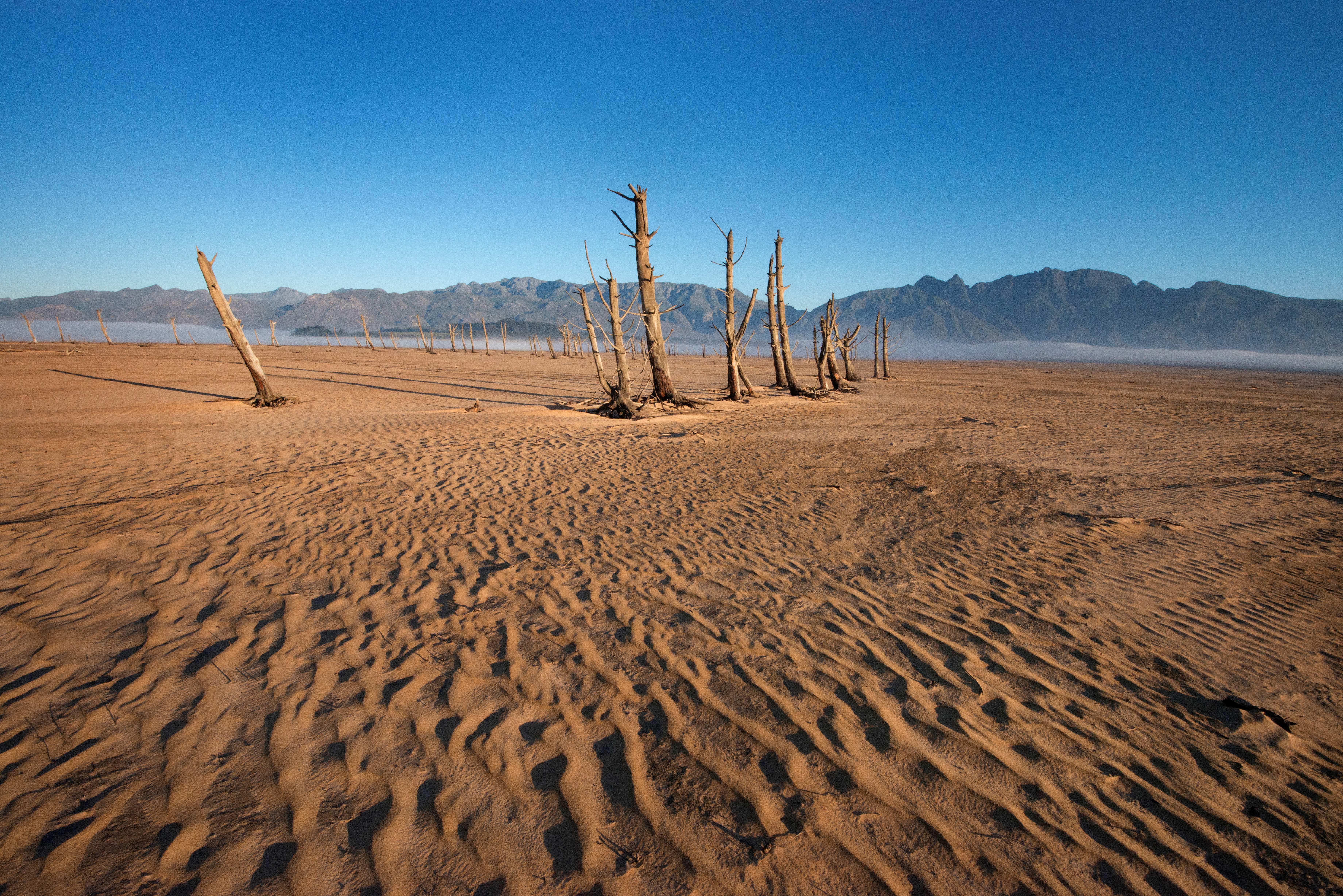 Dél-Afrika egésze katasztrófa sújtotta terület lett