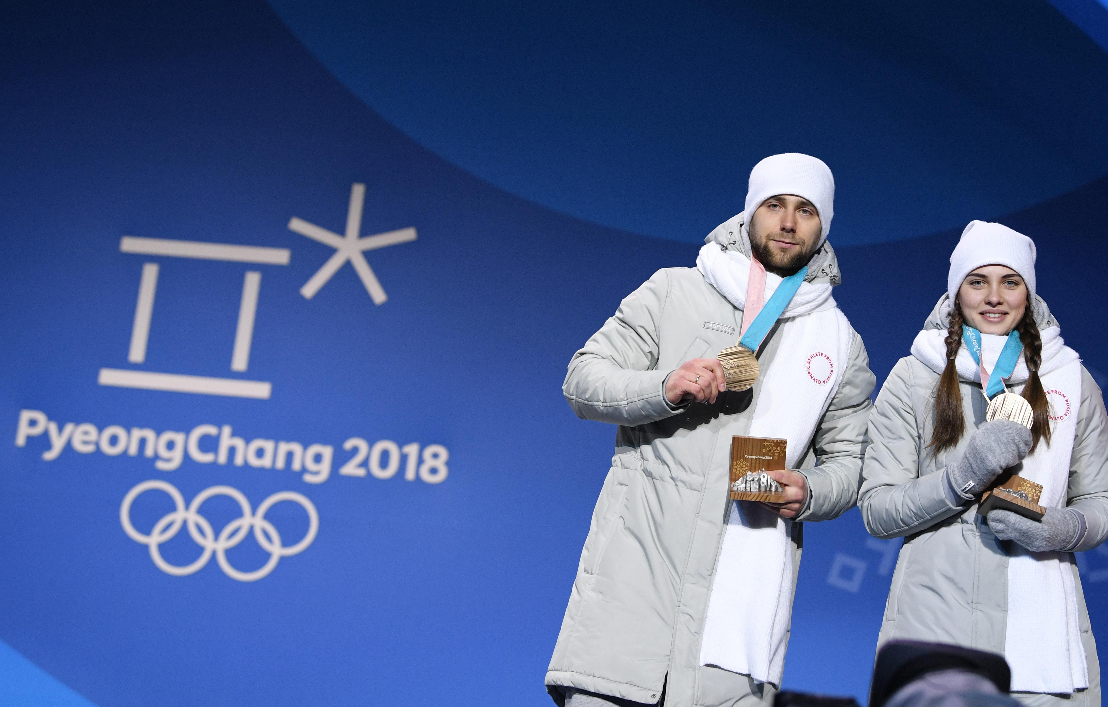 Doppingolásért elvették az orosz curlingpáros bronzérmét