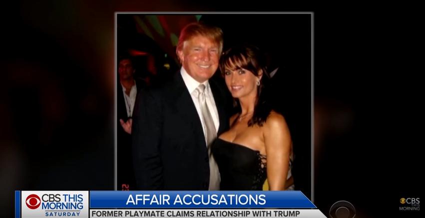 Trump az első szex után fizetni akart a playmate-nek, aki azért feküdt le vele, mert tetszett neki