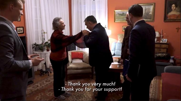 Orbán Viktor személyesen bővítette a Kubatov-listát