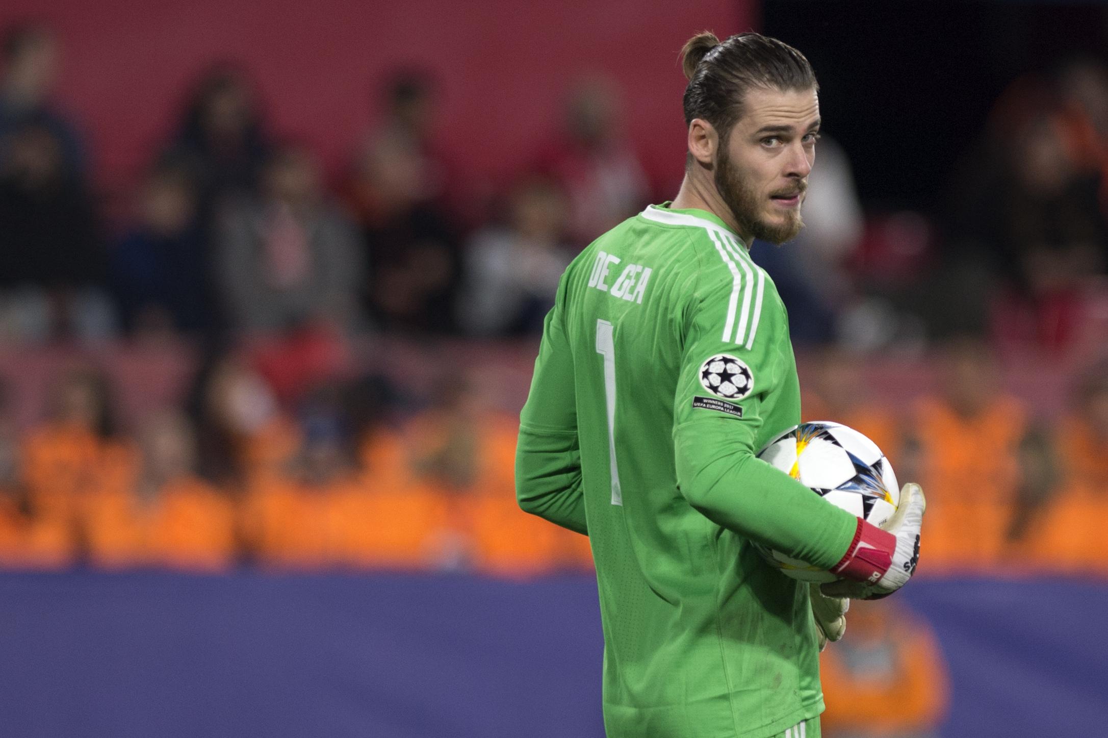 Megúszta a Manchester United kapott gól nélkül a sevillai meccset