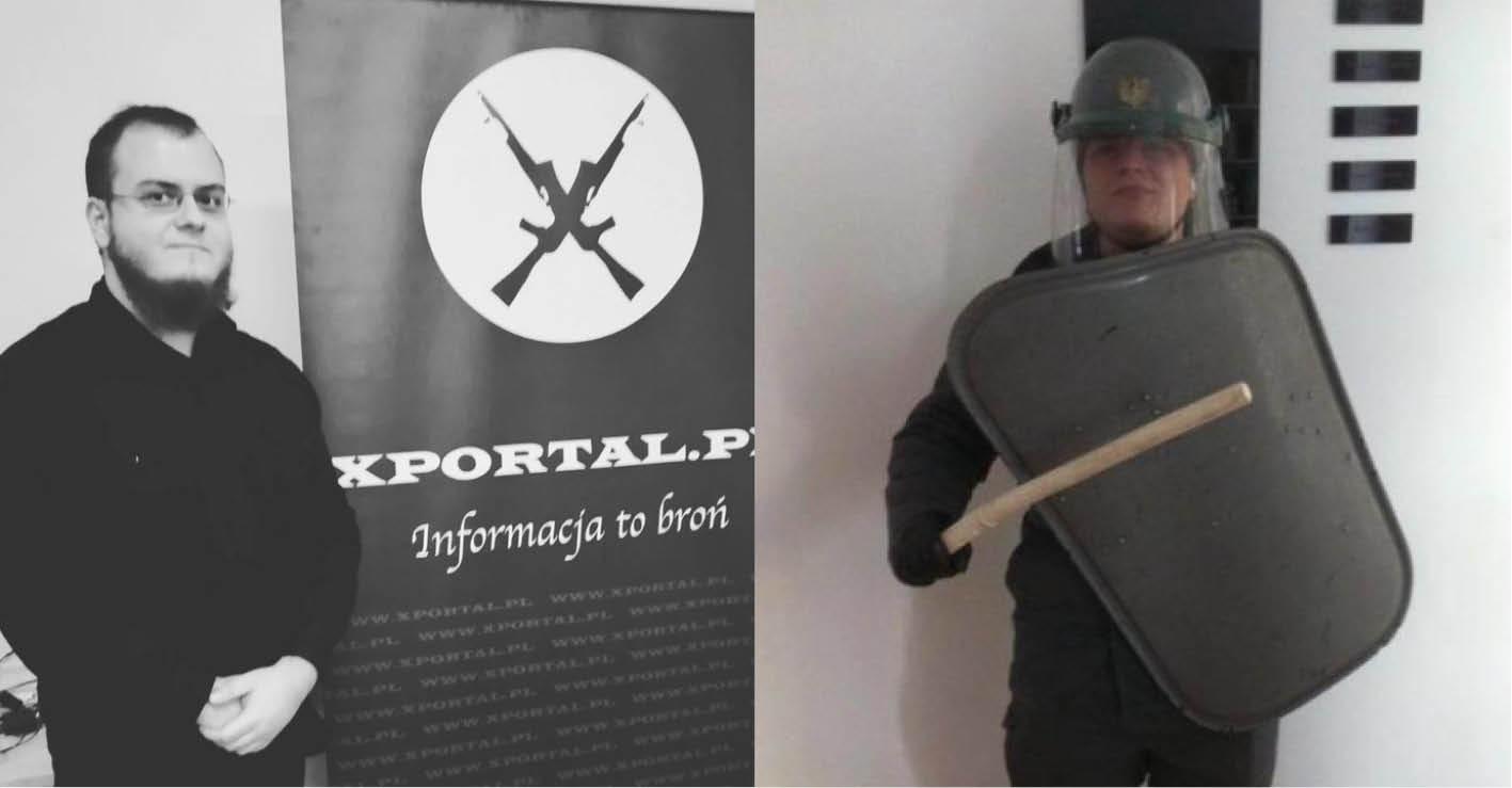 Két lengyel szélsőjobbos próbálta felgyújtani a KMKSZ ungvári székházát