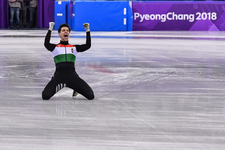 A korcsolyaszövetséget félti a retorzióktól a magyar olimpiai bajnok, aki vérig sértette Kínát
