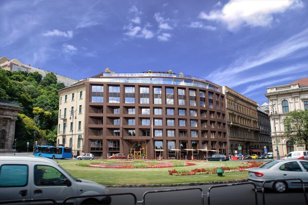 Tarlósnak rettenetesen nem tetszik a Clark Ádám téren felépült hotel