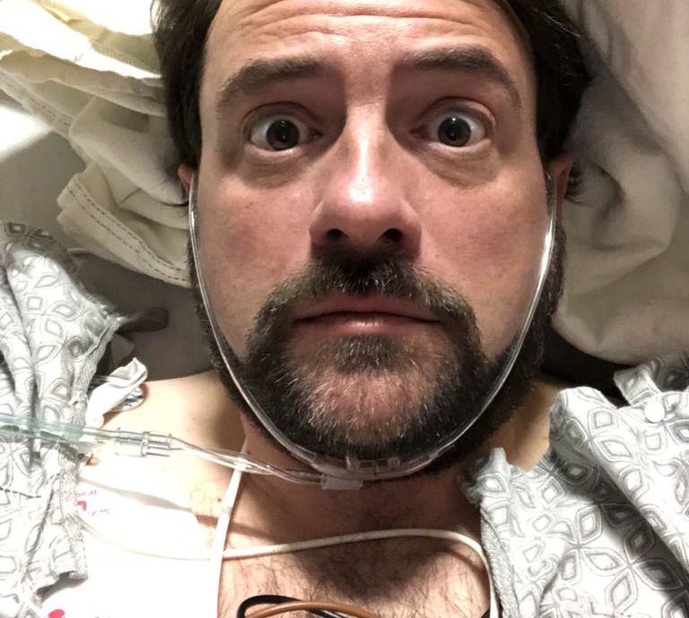 Kevin Smith szívrohamot kapott