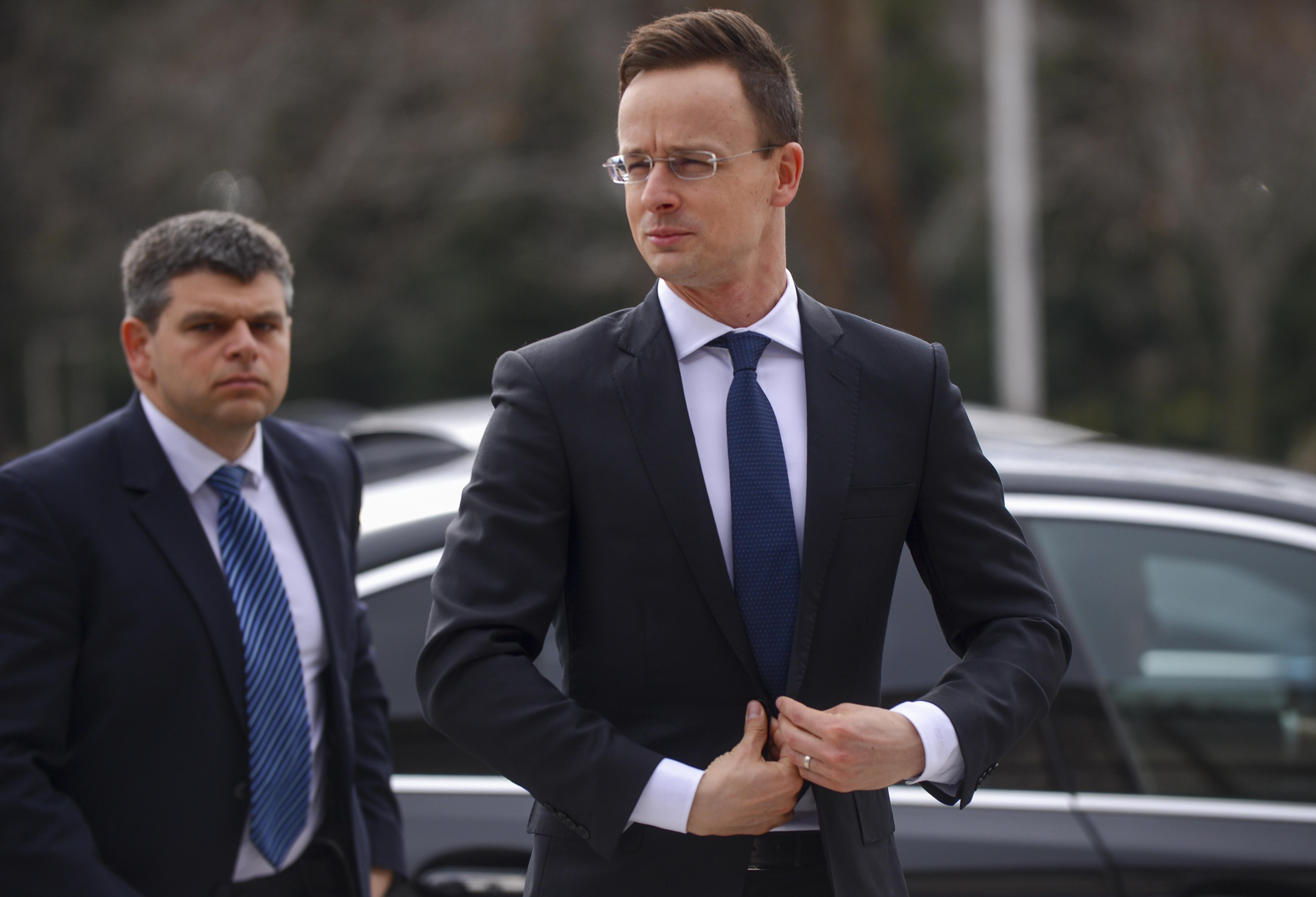 Szijjártó Péter: Tudomásul kell venni, hogy Orbán mit gondol az Indexről