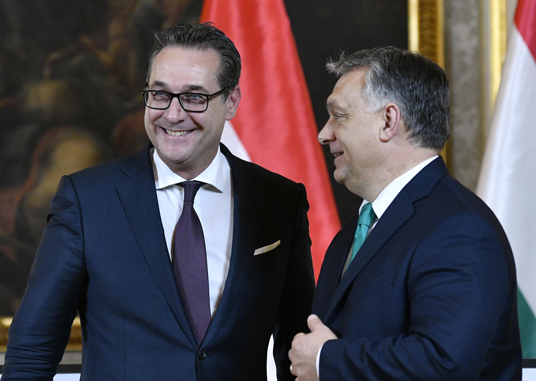 Az osztrák közszolgálat beperli a szélsőjobbos alkancellárt, mert hazugsággal vádolta a bemondóját