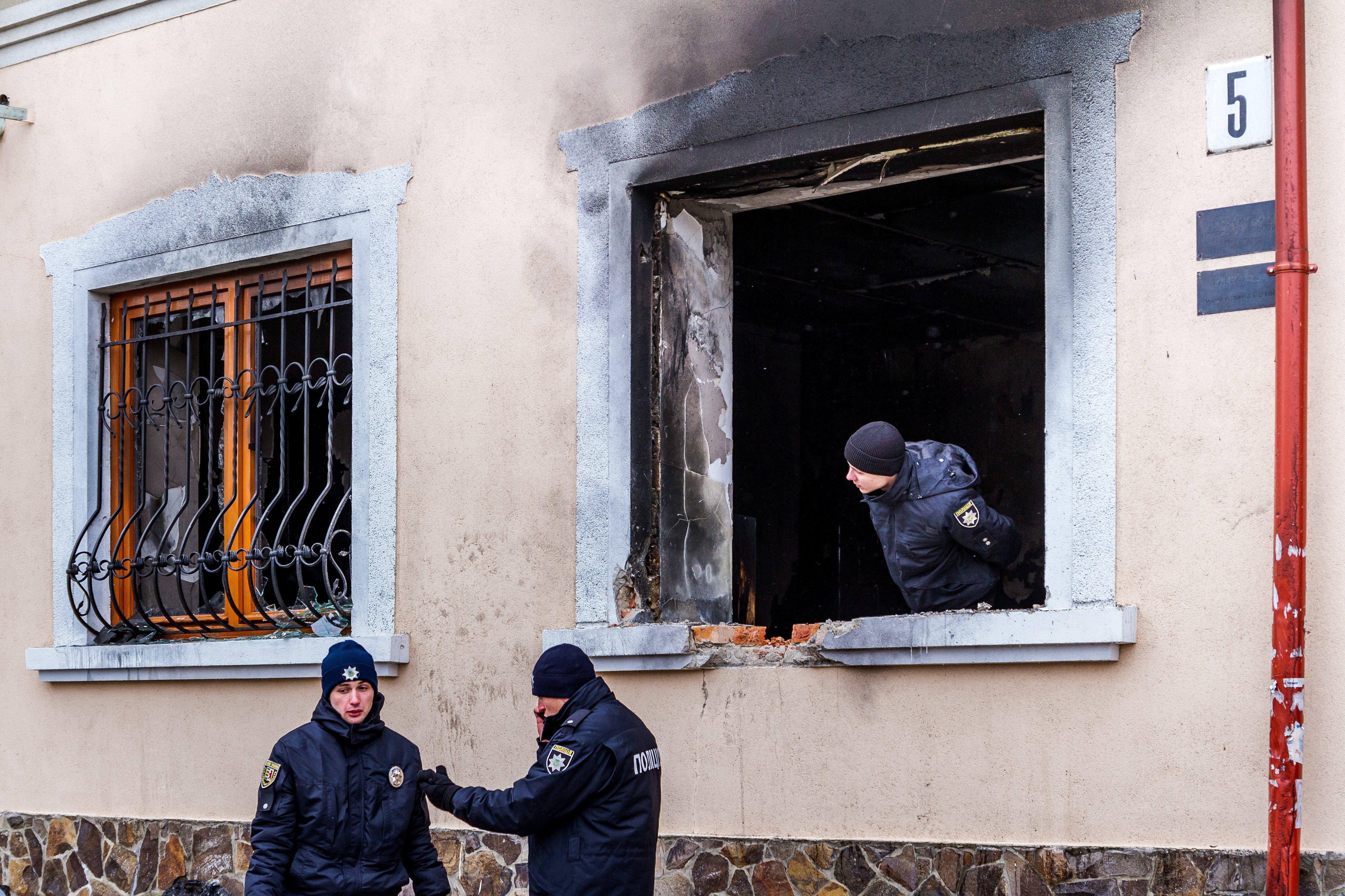 Kárpátaljára tartó provokátorokat fogtak az ukrán biztonságiak