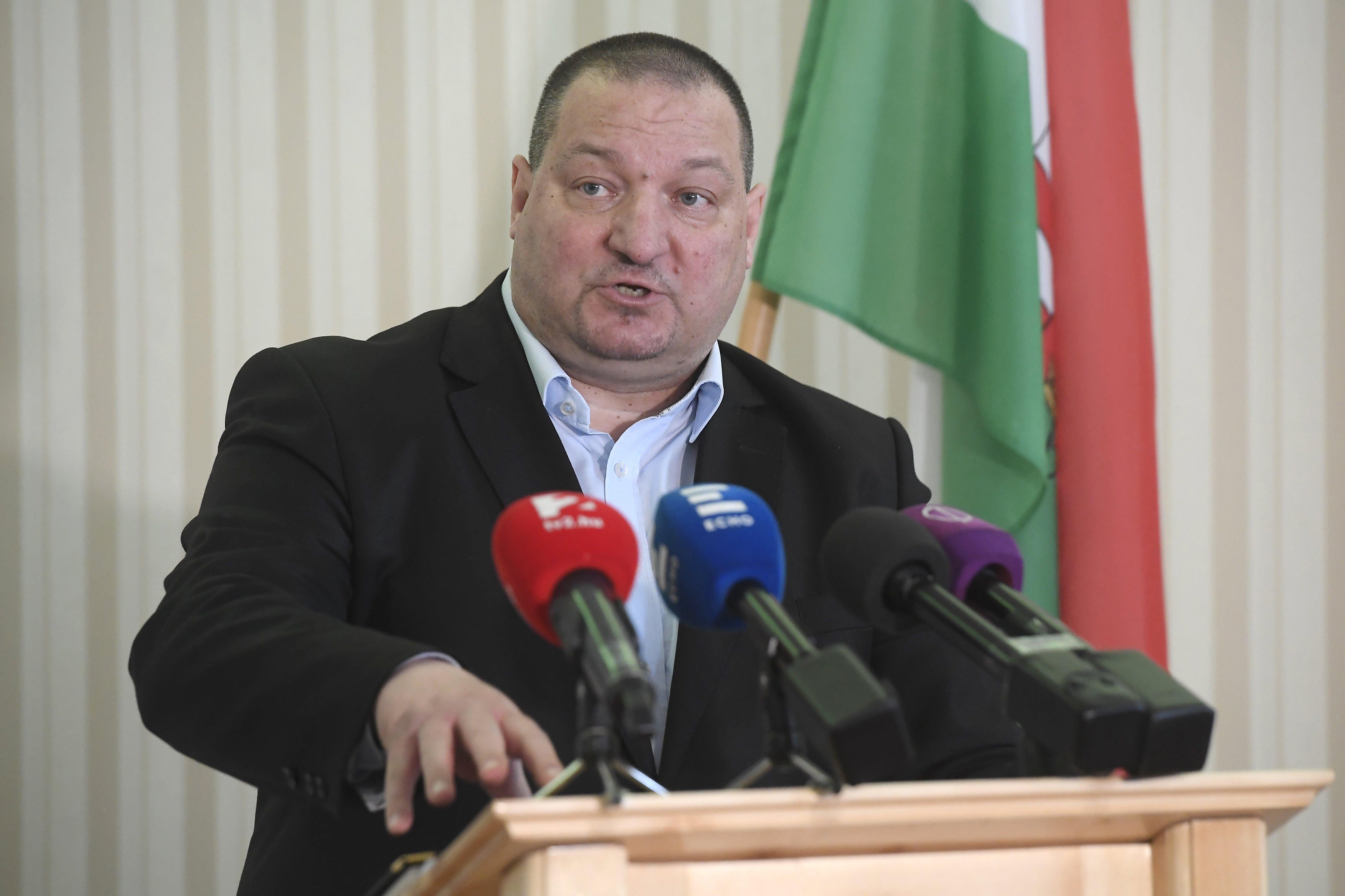 Adjunk hálát a Fidesz pozitív kampányáért: Németh Szilárd a váci börtönbe került