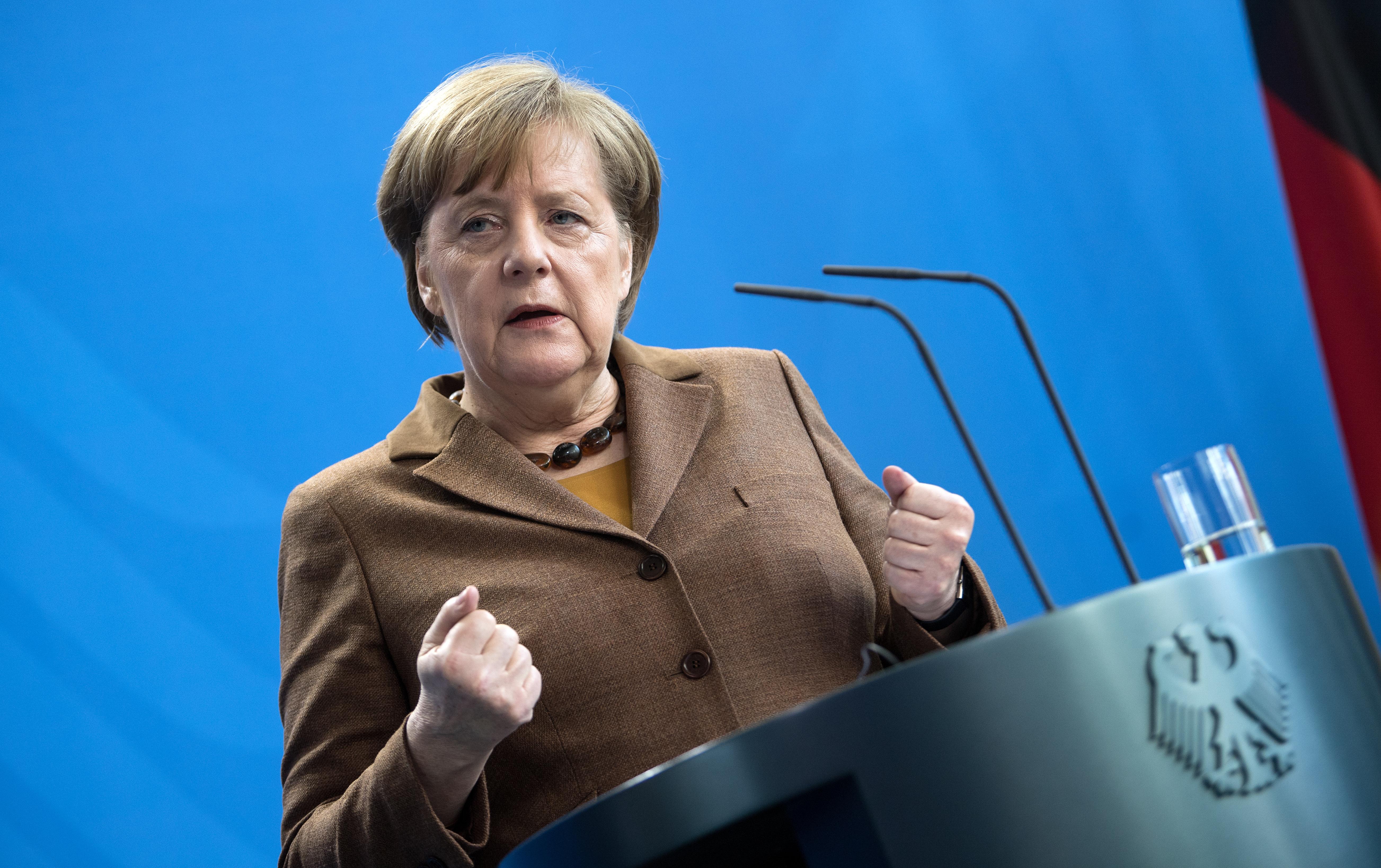 Merkel: Vannak no-go zónák Németországban, és nem lenne szabad, hogy legyenek