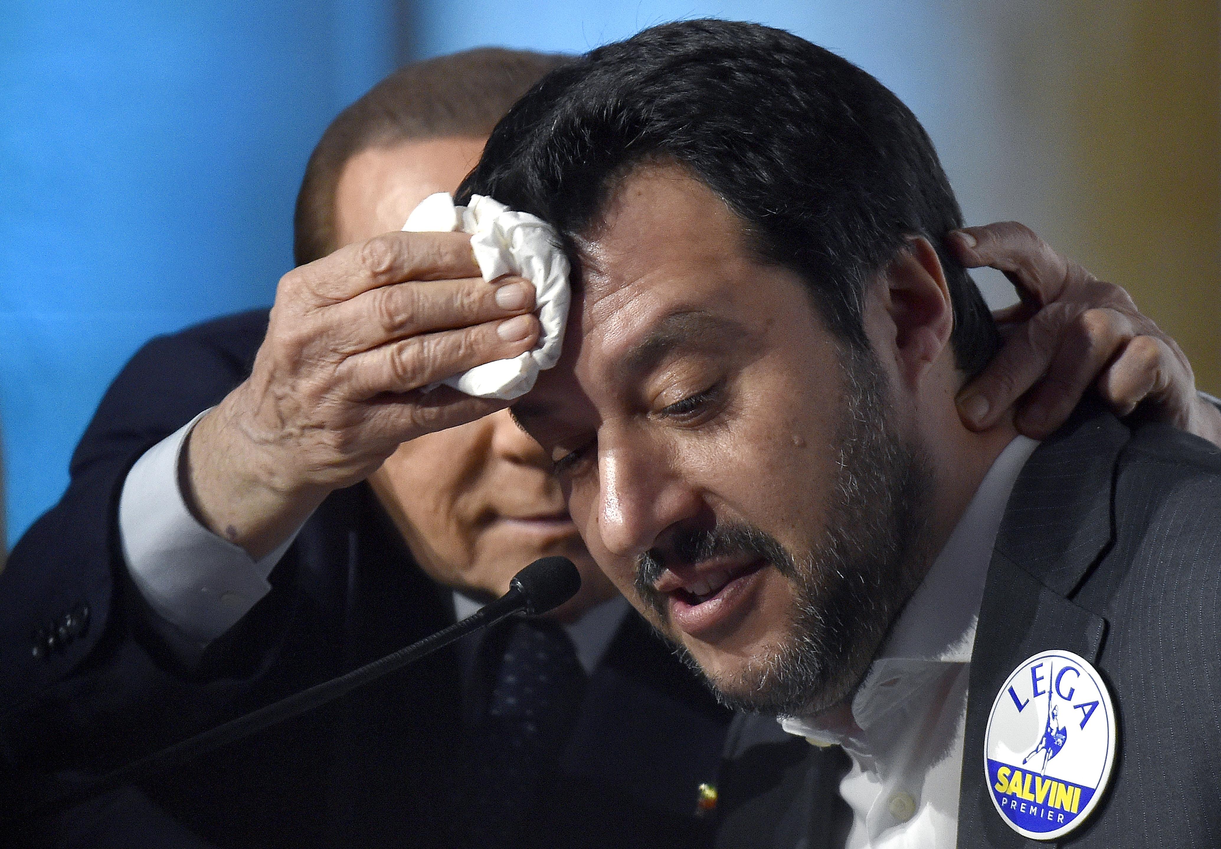 Olasz káoszhíradó: lehet, hogy újra nekifut a kormányalakításnak az Öt csillag és a Liga