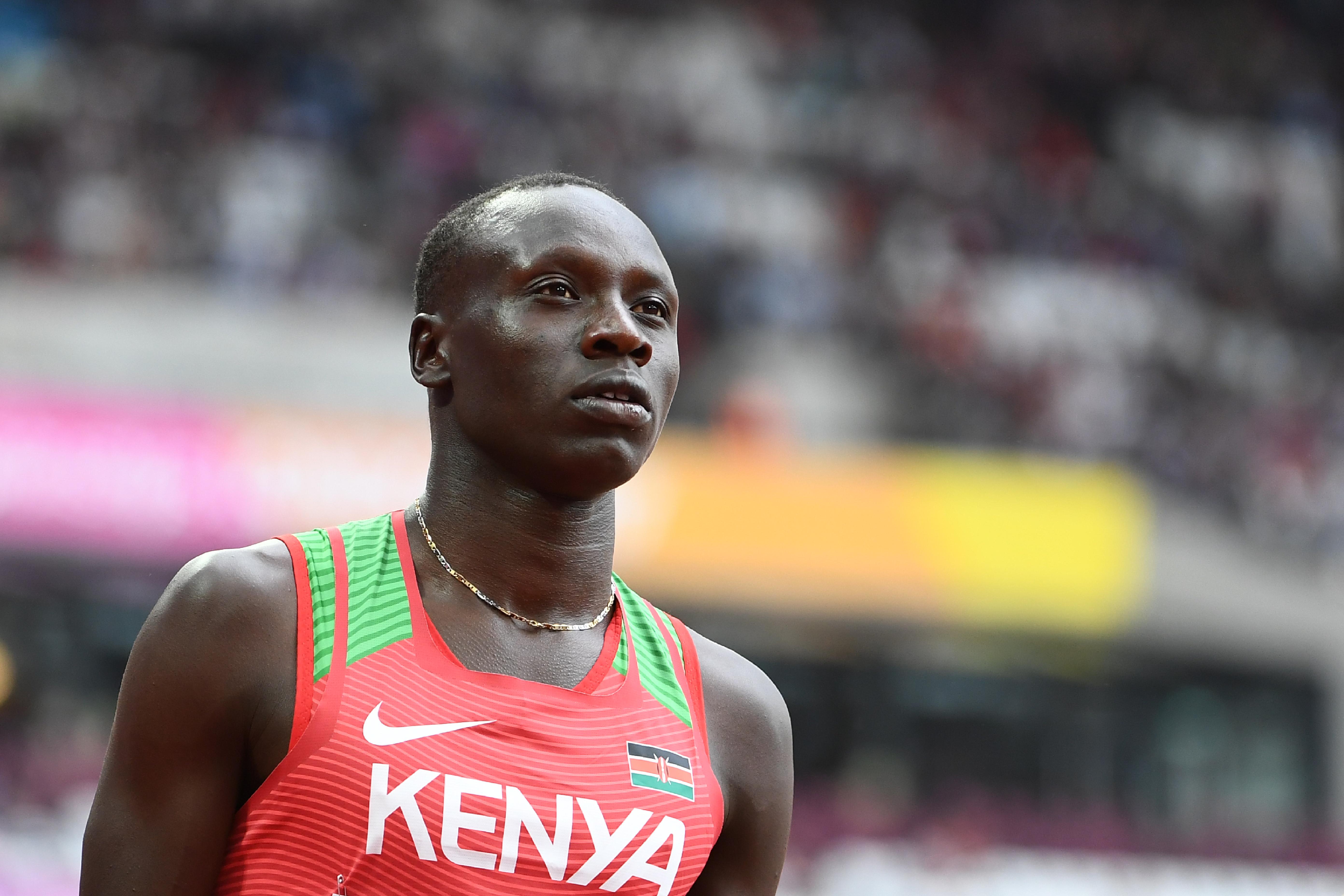 Nem kapott vízumot Nagy-Britanniába a fedettpályás atlétikai vébé egyik favoritja