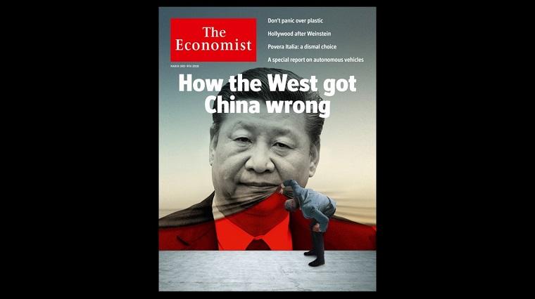 Economist: A Nyugat csúnyán benézte Kínát