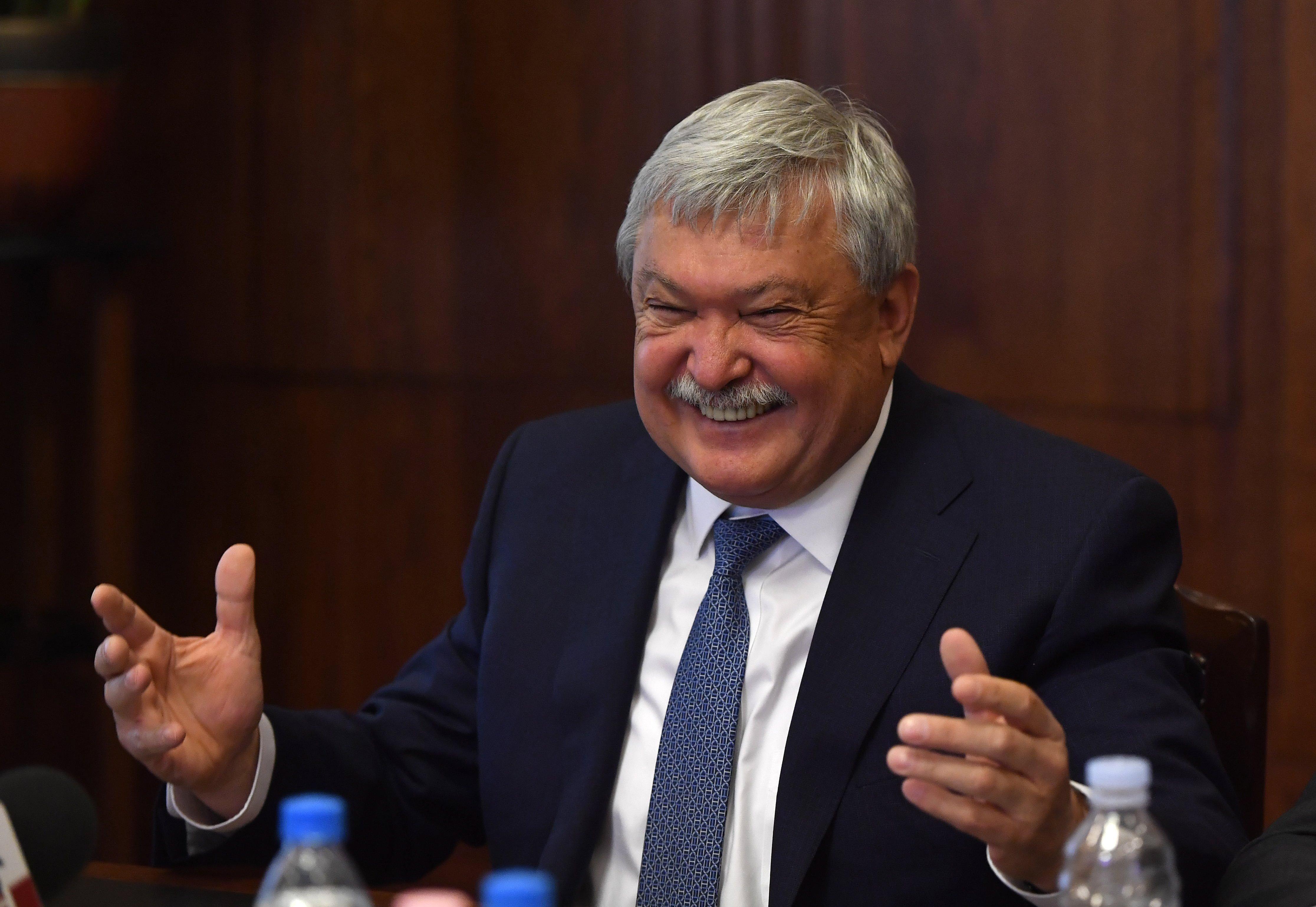 Csányi Sándor visszakerült a Forbes dollármilliárdosokat összesítő listájára