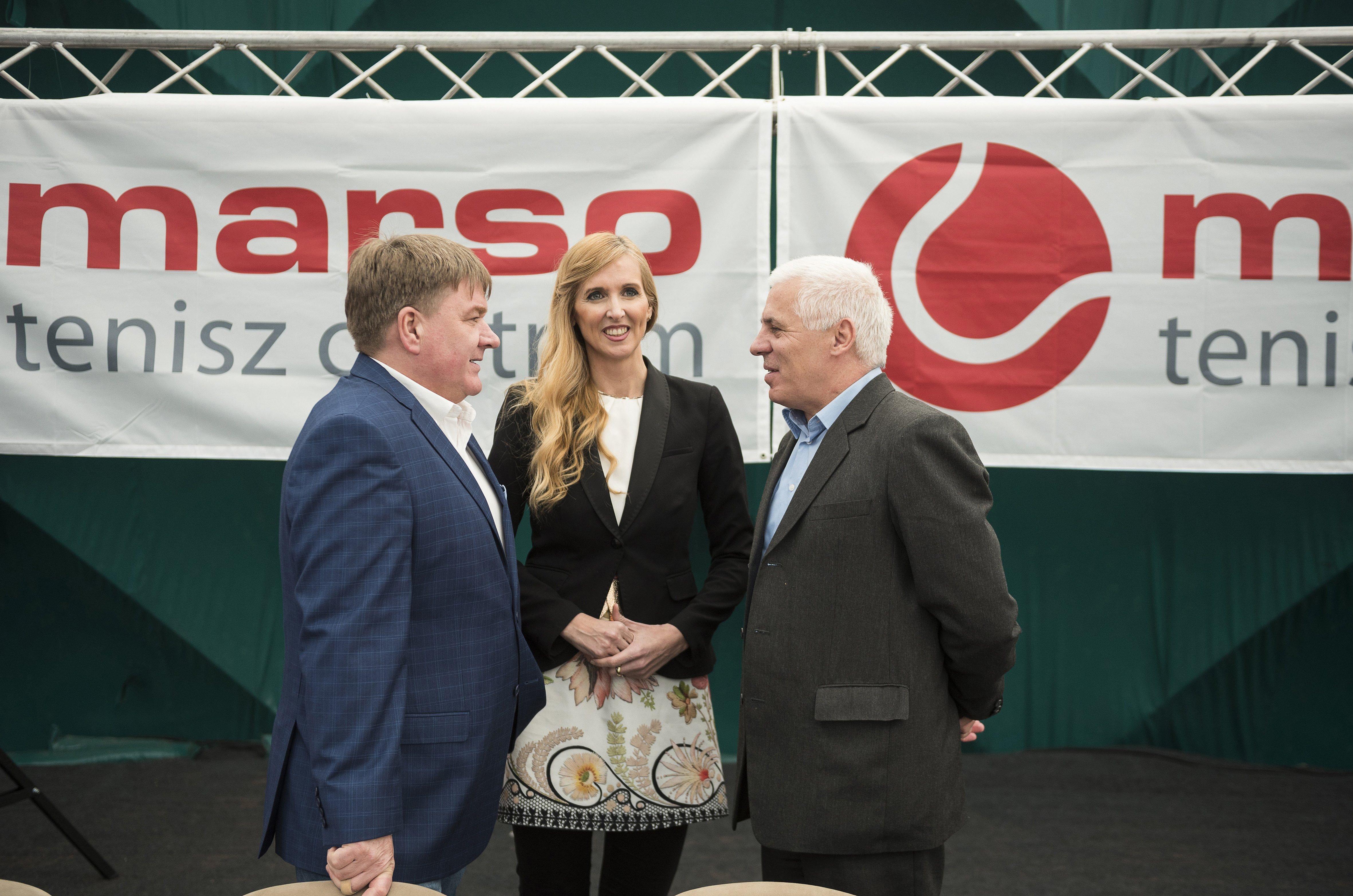 Meglátták a 3,5 milliárdos hiányt, lemondott a Magyar Tenisz Szövetség elnöksége