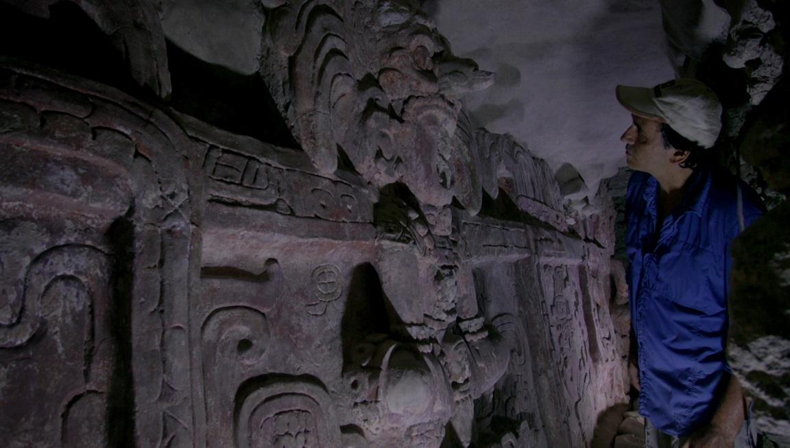 A dzsungel egy hétemeletes maja piramist is eltüntethet, de a lézer megtalálja