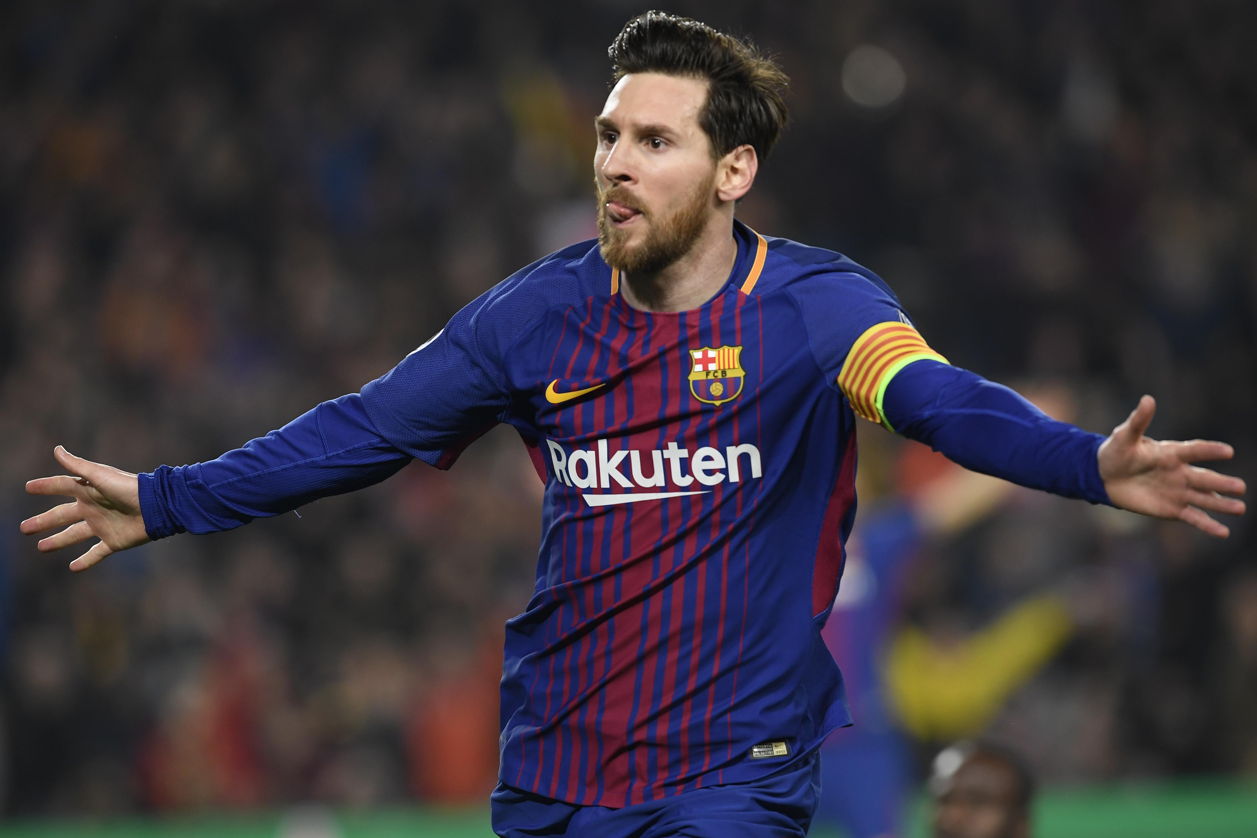 Még mindig Messi a legjobban kereső focista