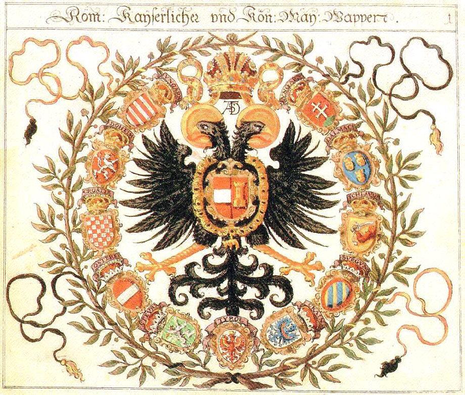 Bár március 15-én pont a Habsburgok ellen lázadtak a magyarok, Habsburg Eduárd mégis kitűzi magára a kokárdát