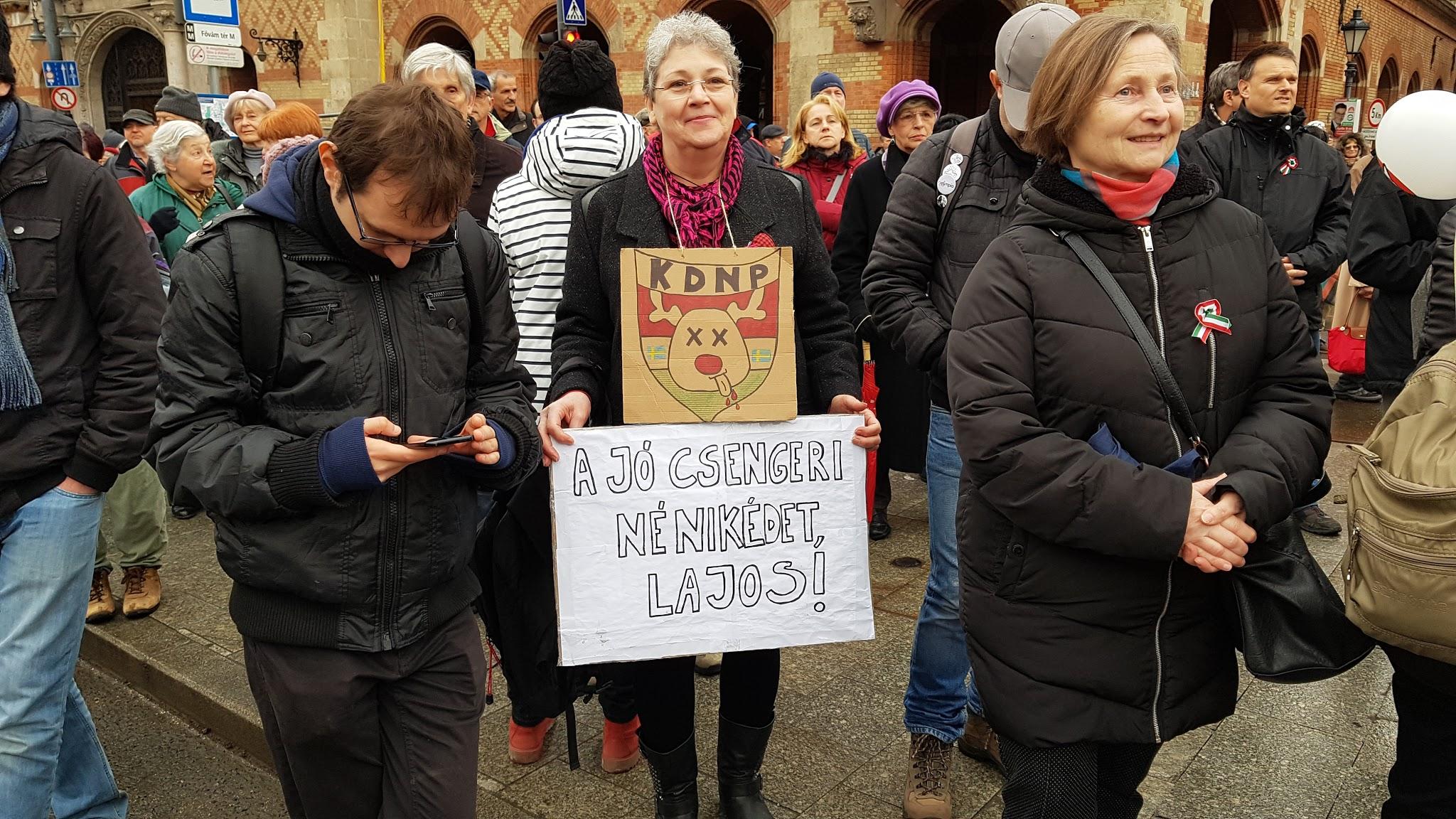 Kunhalmi az ellenzéki színpadról üzente meg, hogy nem lehet együttműködni a Jobbikkal