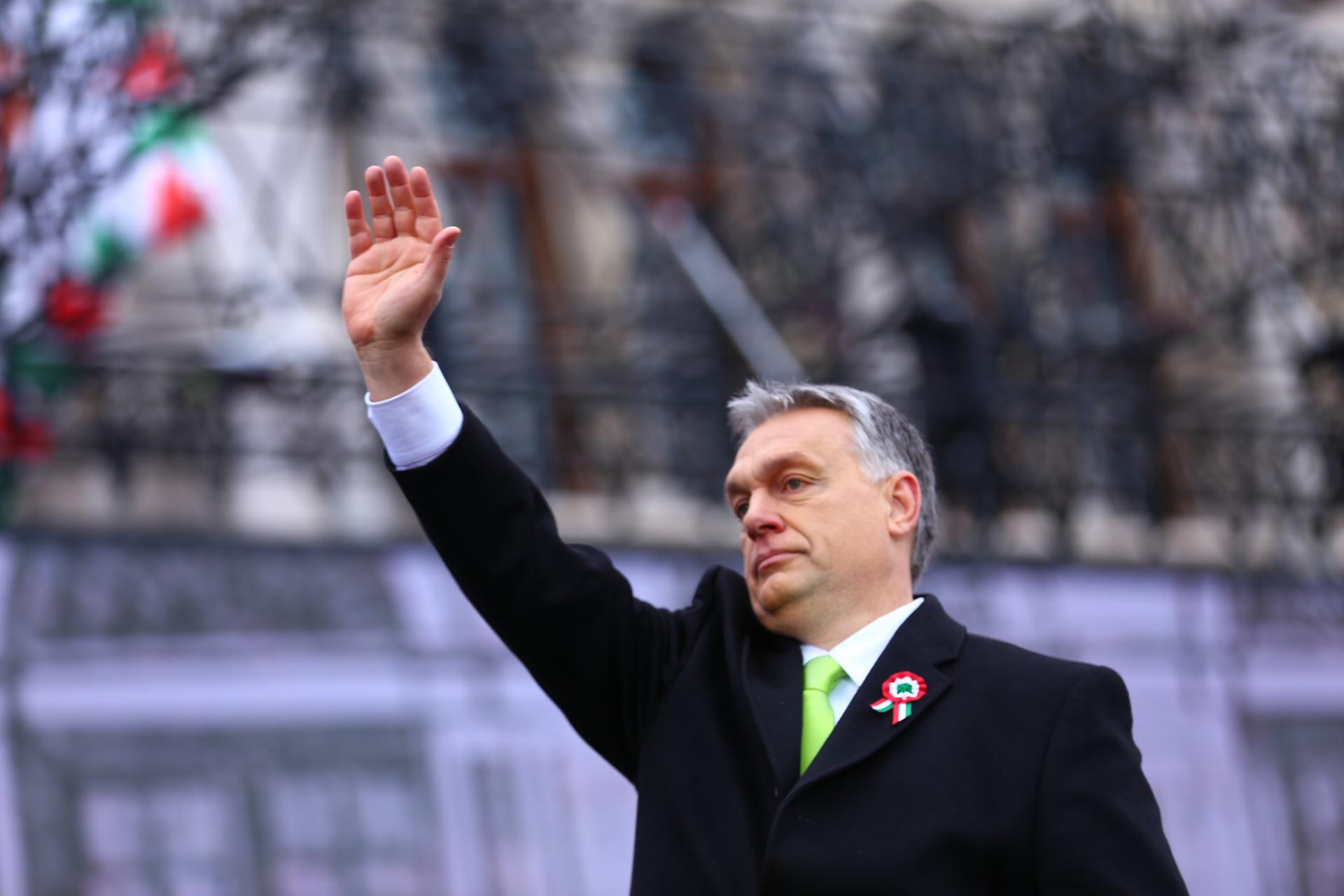 Orbán: Muszáj begyűjtenem minden szavazatot