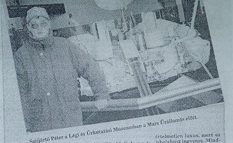 A kis Szijjártó Péter (képünkön) 1995-ben fogta magát, és jelentkezett a Soros Alapítvány pályázatára