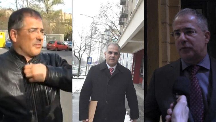 """""""Az Árpád azt mondja, a meztelen provokáción alapuló újságírói kérdésekre nem kell válaszolni"""""""