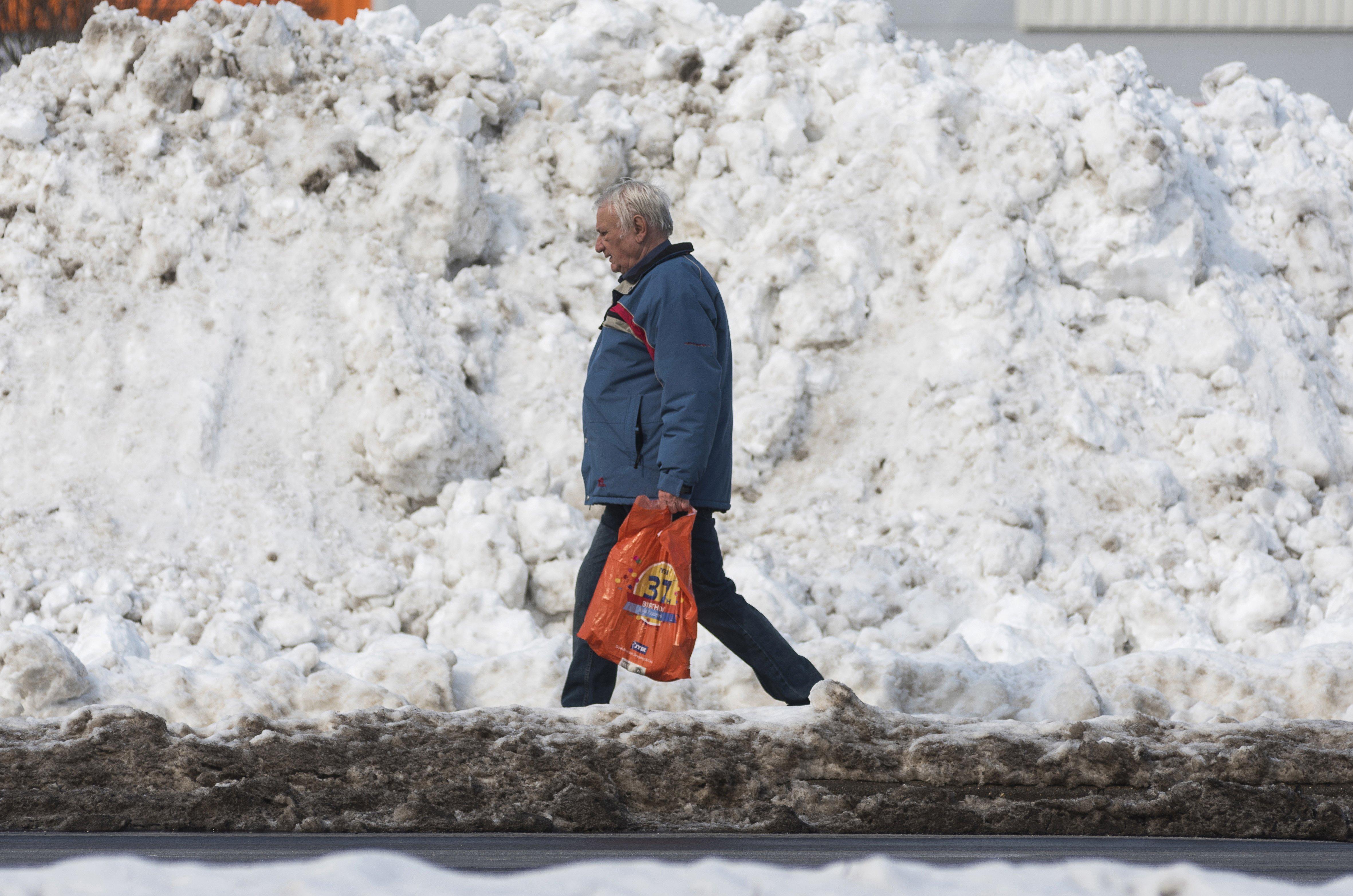 Helló, tavasz! Több mint 3 fokkal megdőlt az országos napi hidegrekord