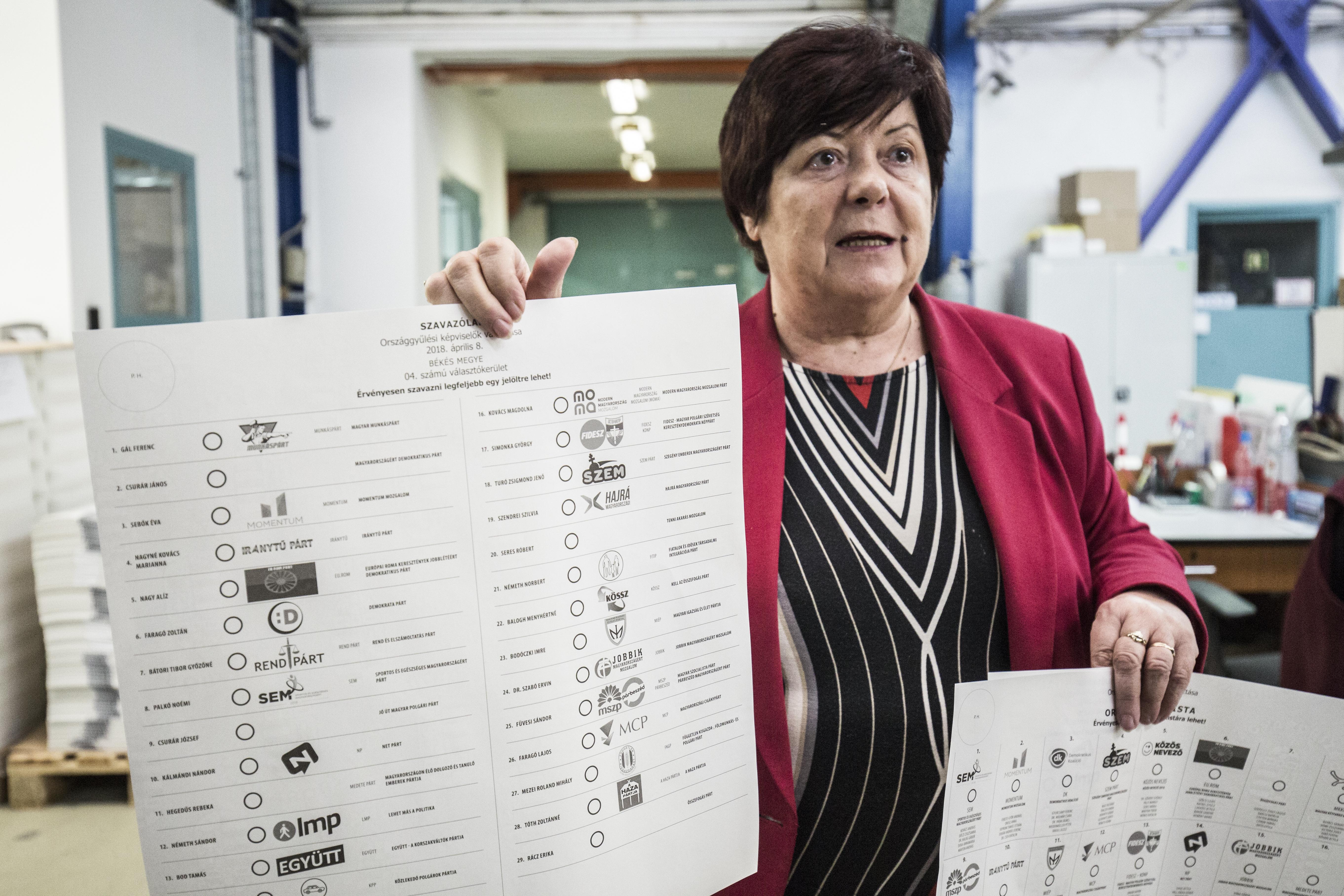 Négyévente tartanak választásokat, de akkor is elbénázzák