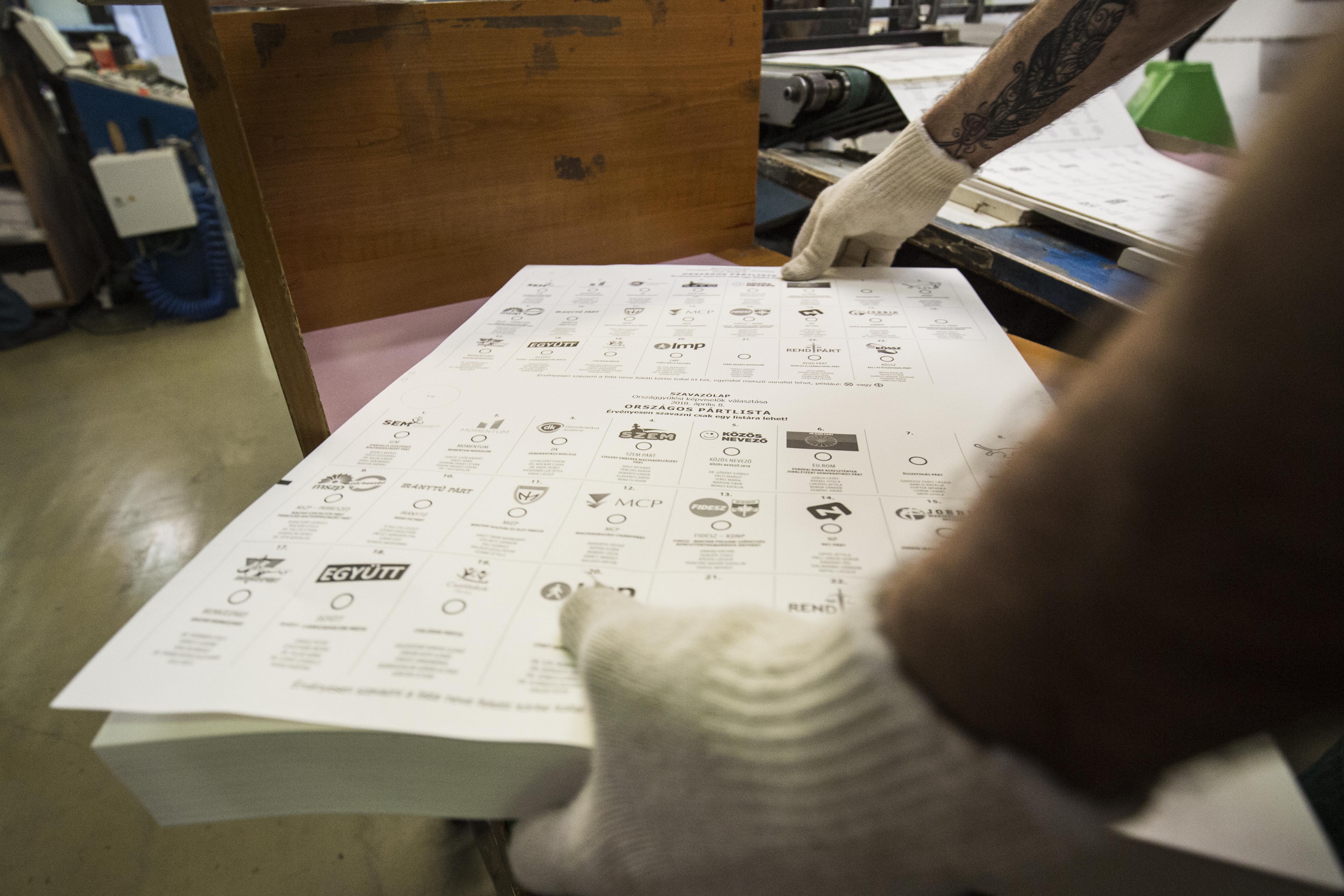 A Nemzeti Választási Iroda elnökhelyettese szerint nekik nem dolguk a választások tisztaságán őrködni