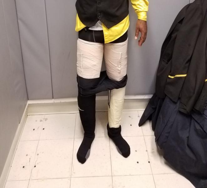 4 kiló kokainból készített magának jégeralsót egy jamaicai légiutas-kísérő