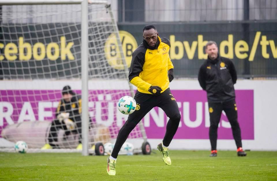Ausztráliában próbálhatja ki magát focistaként Usain Bolt