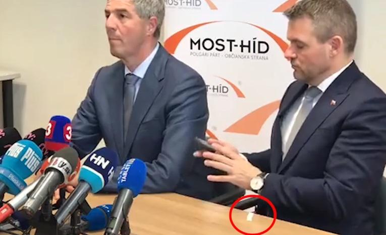 Most akkor kokain esett ki a szlovák miniszterelnök zsebéből vagy nem?