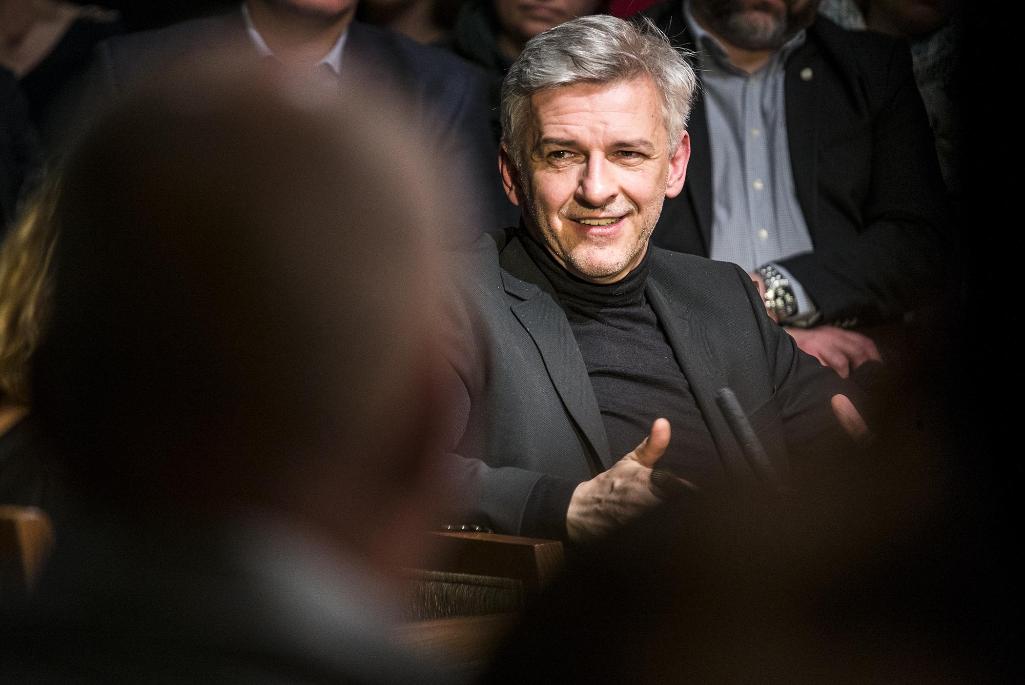 Szabad-e szavazni a Jobbikra? Erre a kérdésre válaszolt Alföldi Róbert, Nádas Péter és Lovasi András is