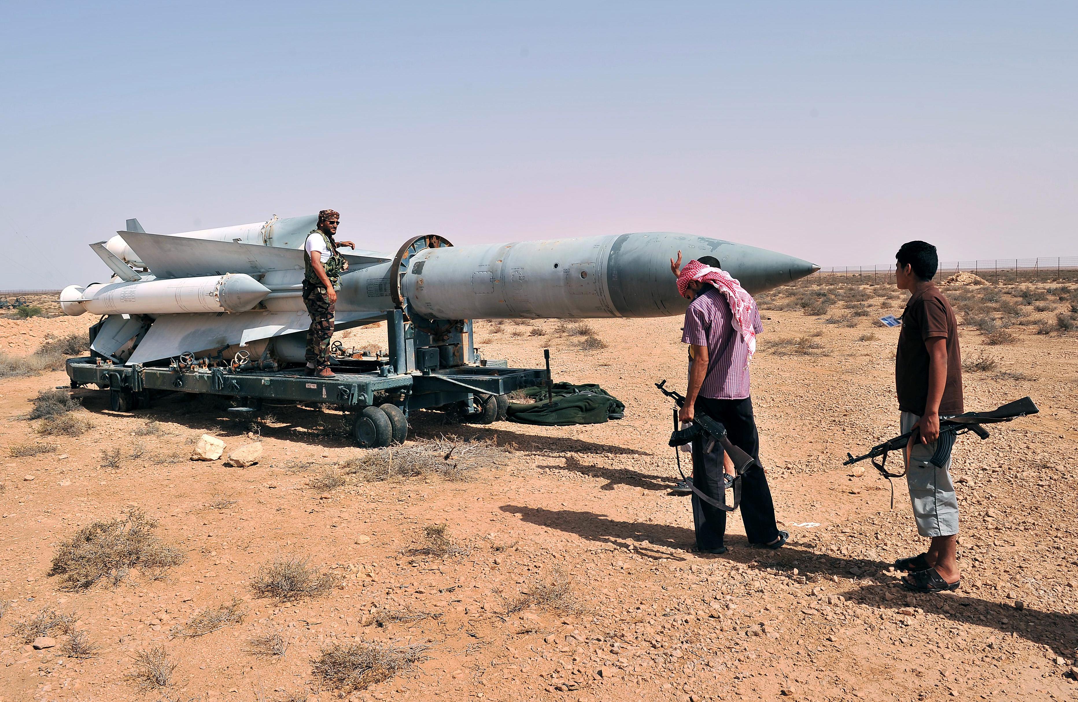 Rakétákkal lőtték Szaúd-Arábia fővárosát a jemeni lázadók
