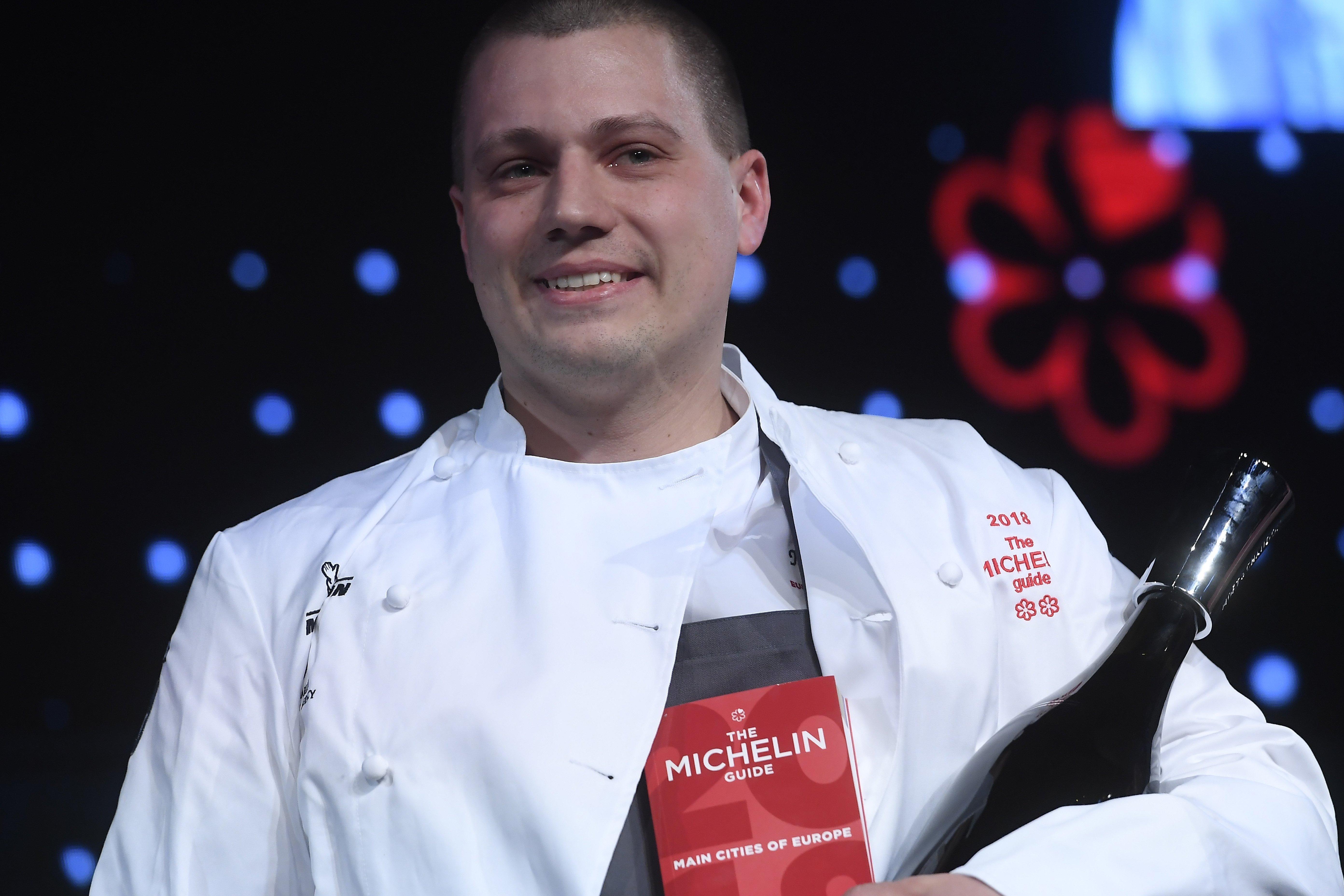 Két Michelin-csillagot kapott az Onyx, díjazták Széll Tamás éttermét is