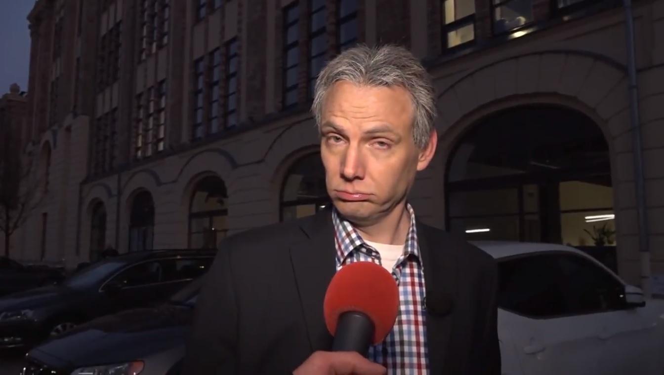 """Bödőcs-Orbán: """"A segg az új száj"""""""