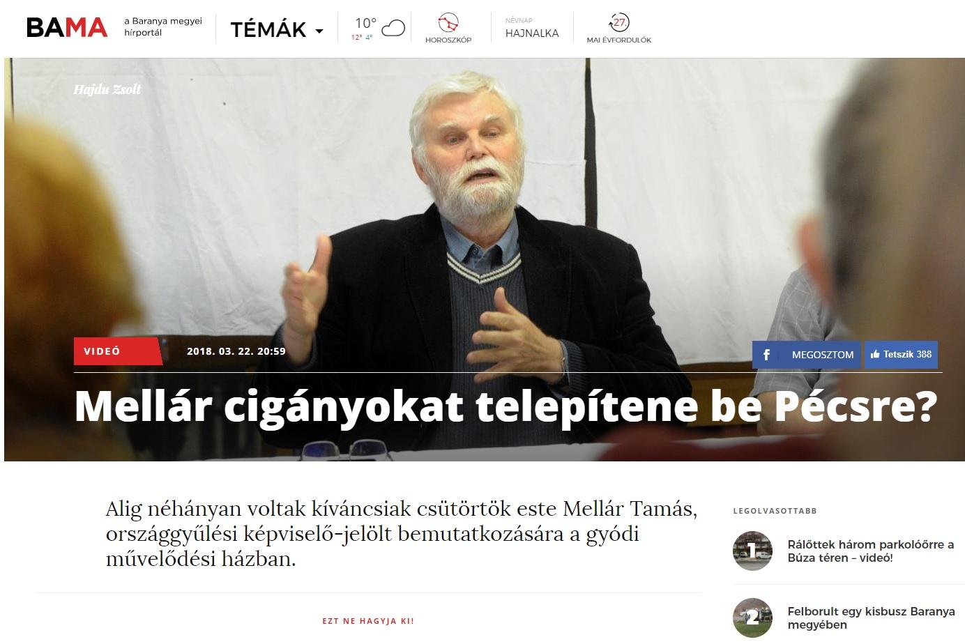 A migránsozós és cigányozós cikkek miatt felmondott a Mediaworks két pécsi újságírója