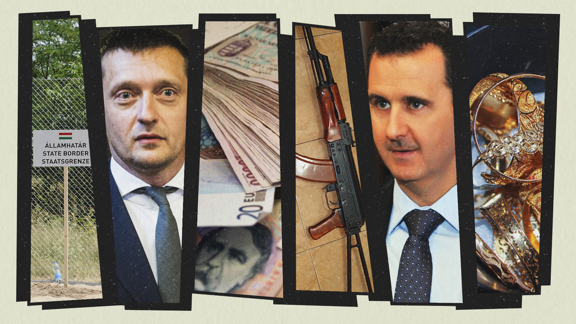A suspected international criminal and the Syrian dictator's money man also bought Hungarian residency bonds